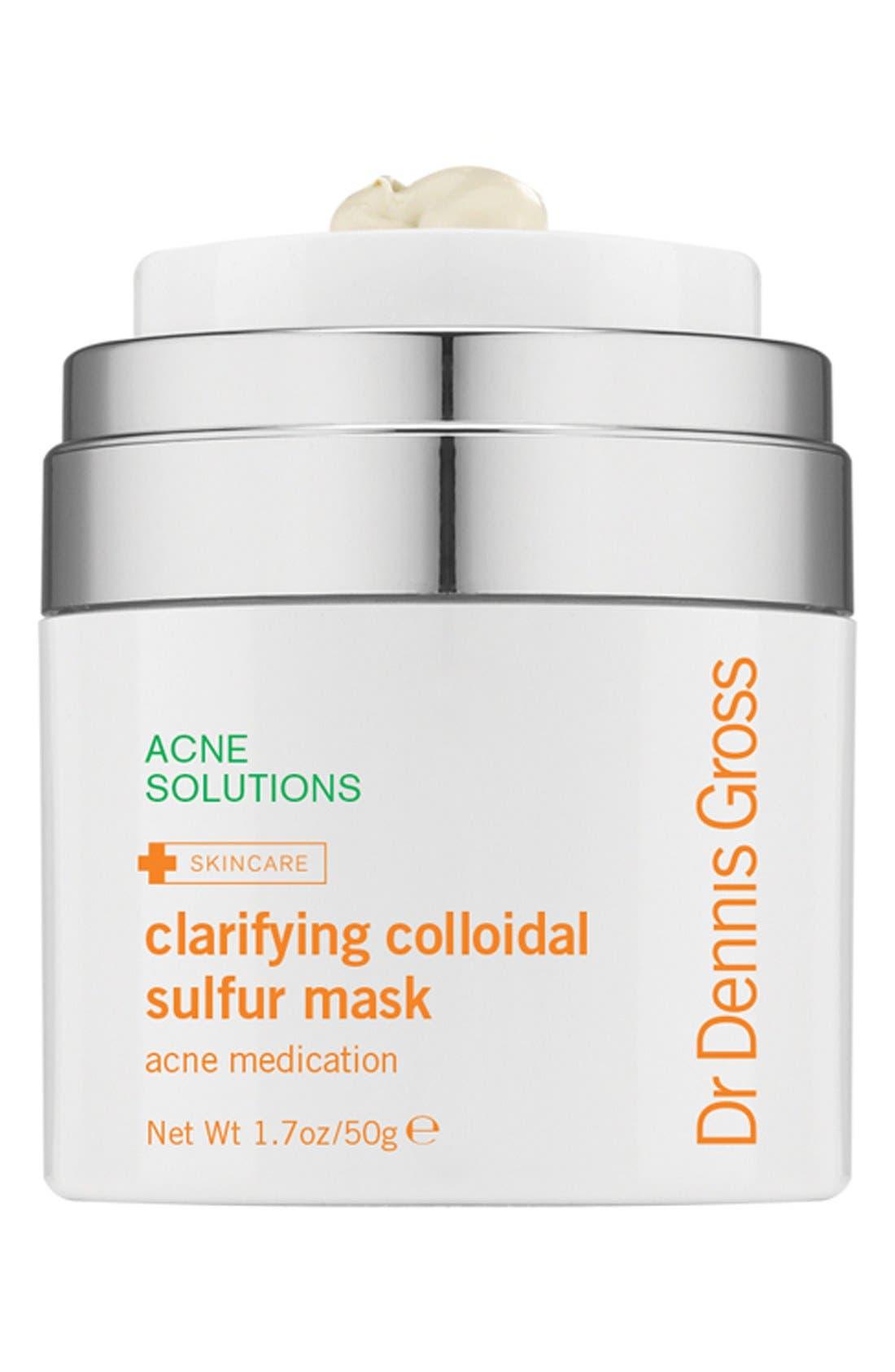 Clarifying Colloidal Sulfur Mask,                             Alternate thumbnail 2, color,                             NO COLOR