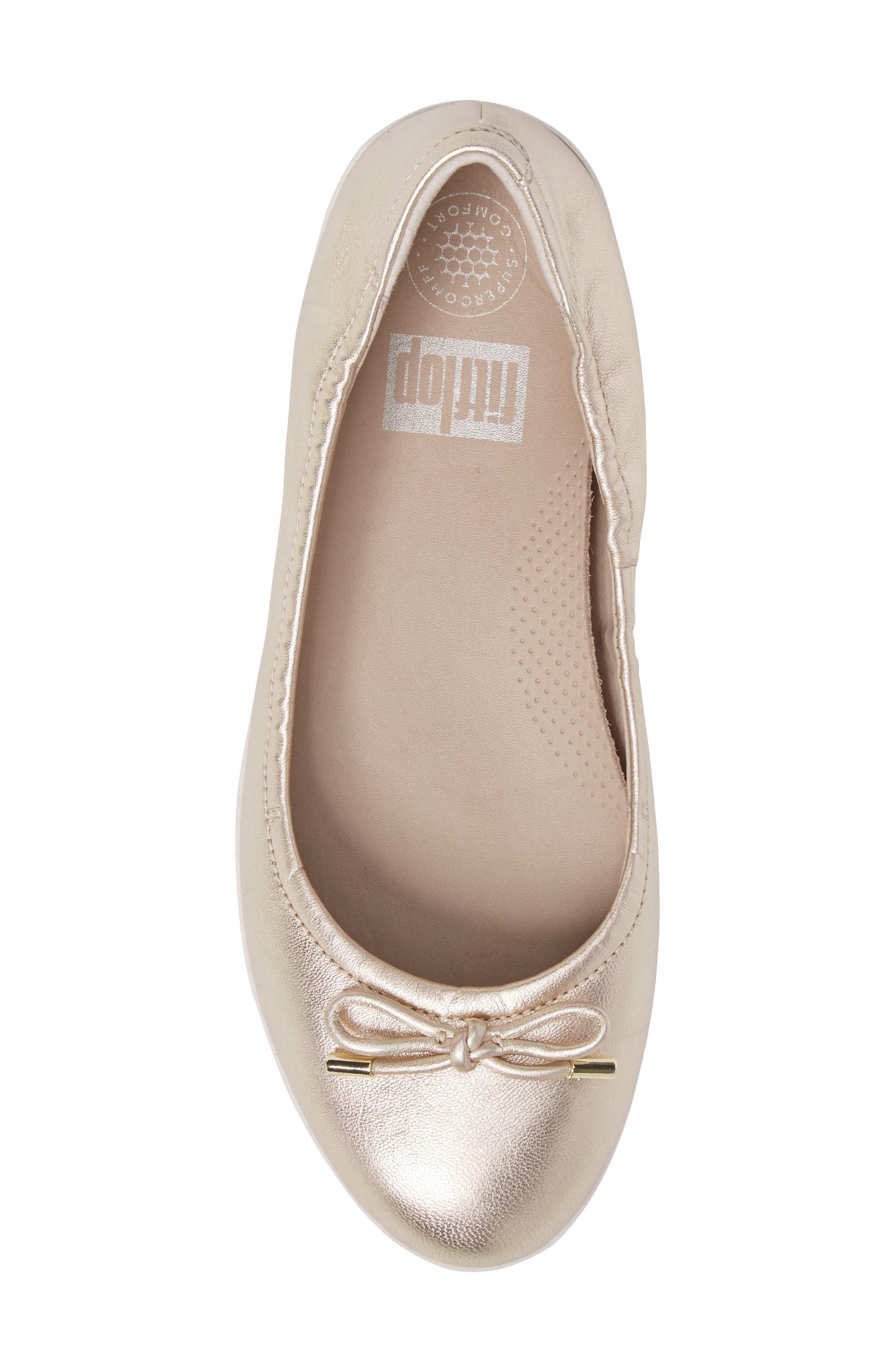 Superbendy Ballerina Flat,                             Alternate thumbnail 14, color,