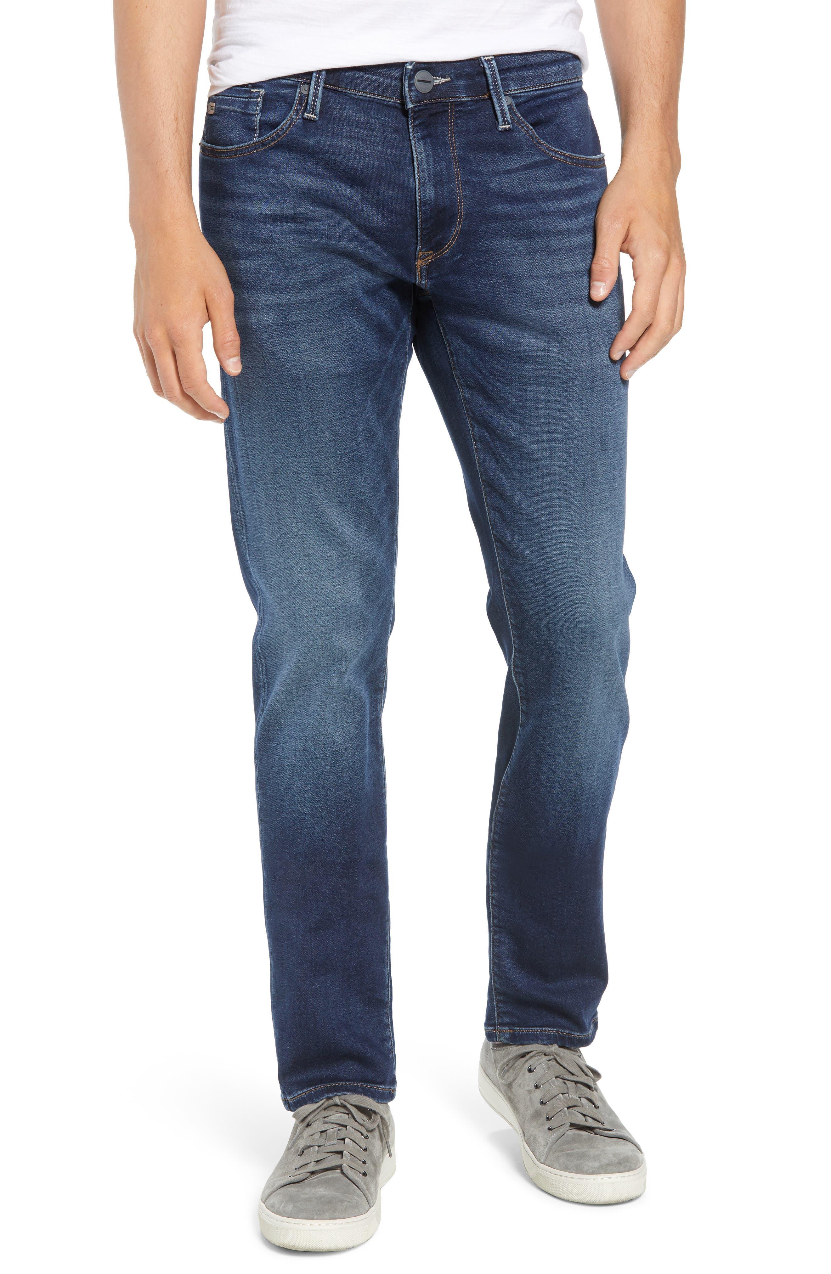 Jake Slim Fit Jeans,                             Main thumbnail 1, color,                             DARK SPORTY