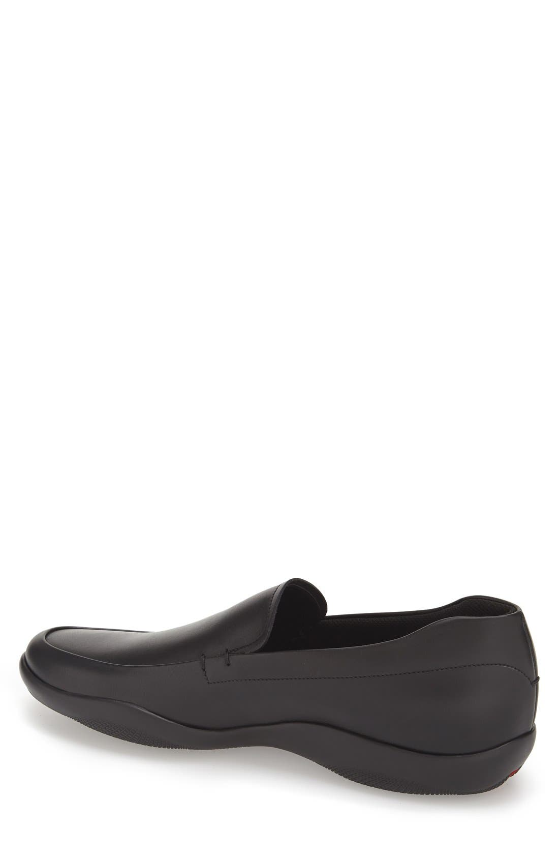 'New Toblak' Venetian Loafer,                             Alternate thumbnail 3, color,                             001