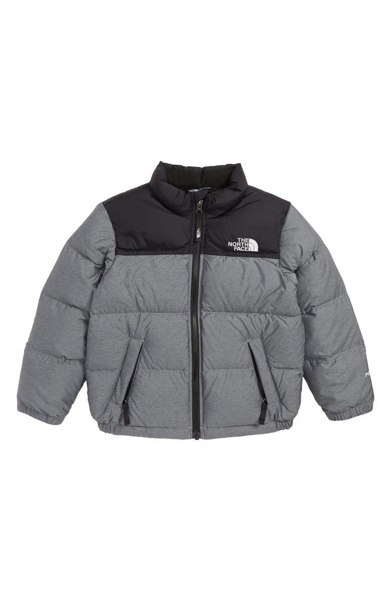 The North Face Nuptse 700 Fill Power Down Jacket (Big Boys)  66333a4c2