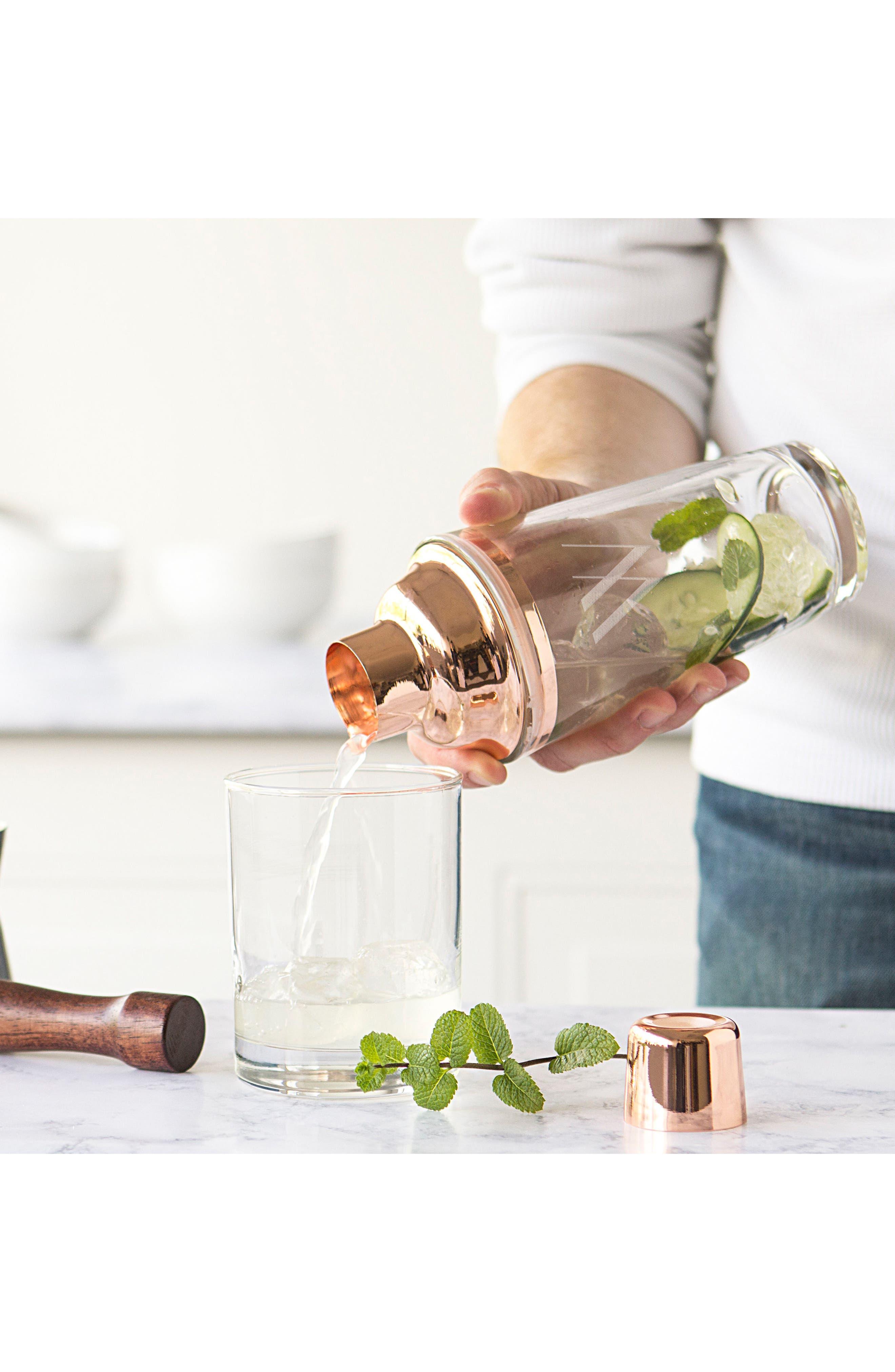 Monogram Coppertone Cocktail Shaker,                             Alternate thumbnail 35, color,