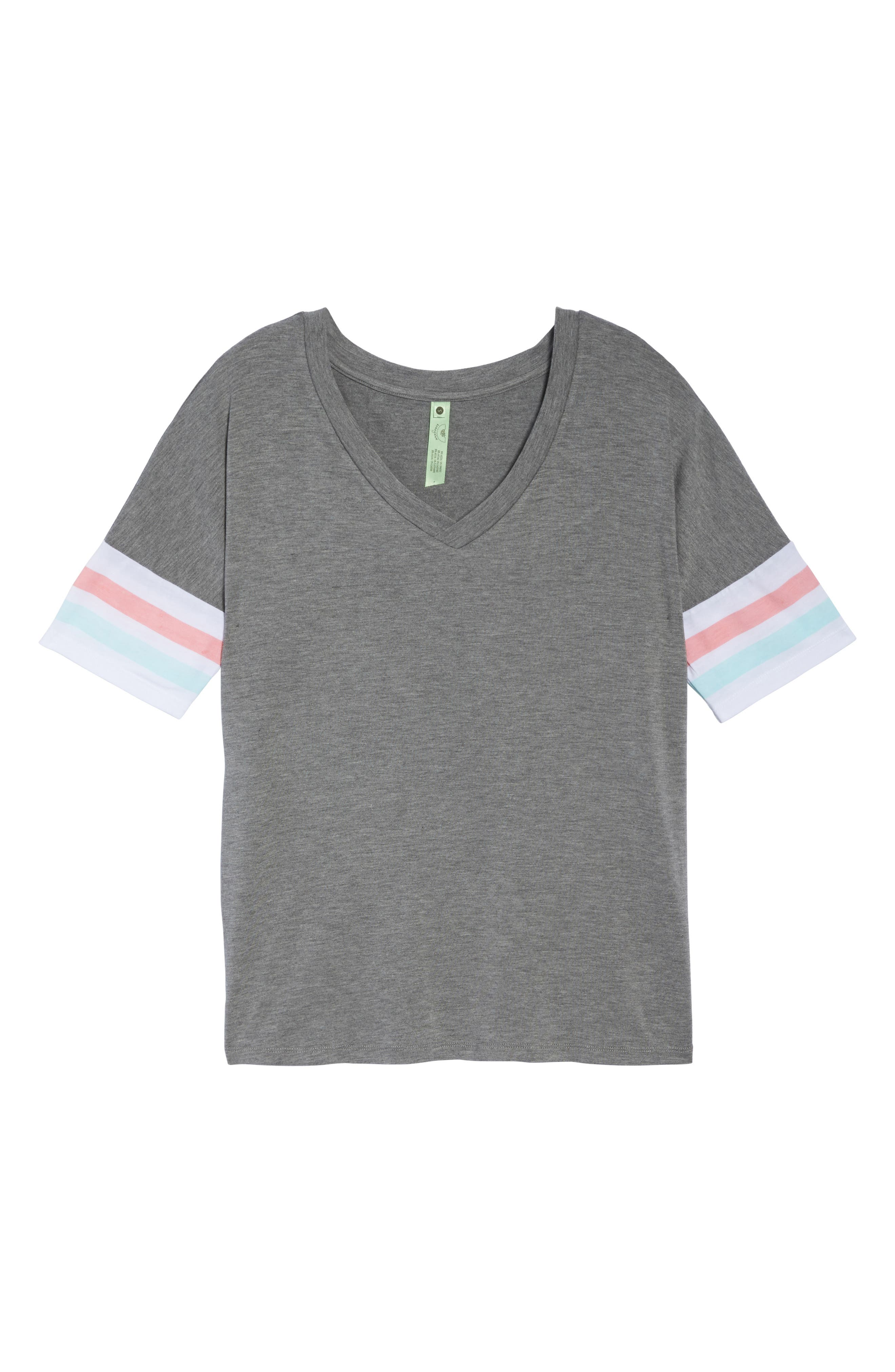 Relaxin' Lounge Tee,                             Alternate thumbnail 6, color,                             053