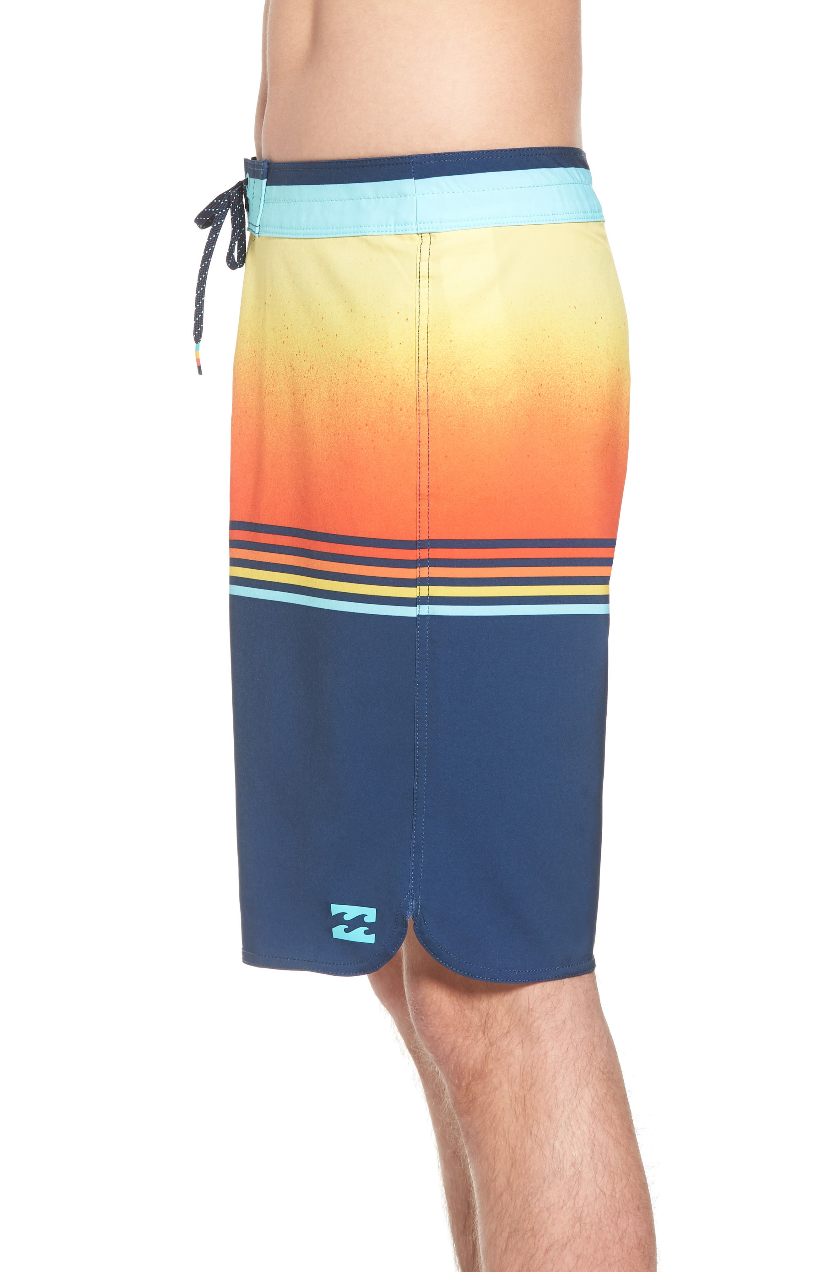 Fifty50 X Board Shorts,                             Alternate thumbnail 4, color,                             810