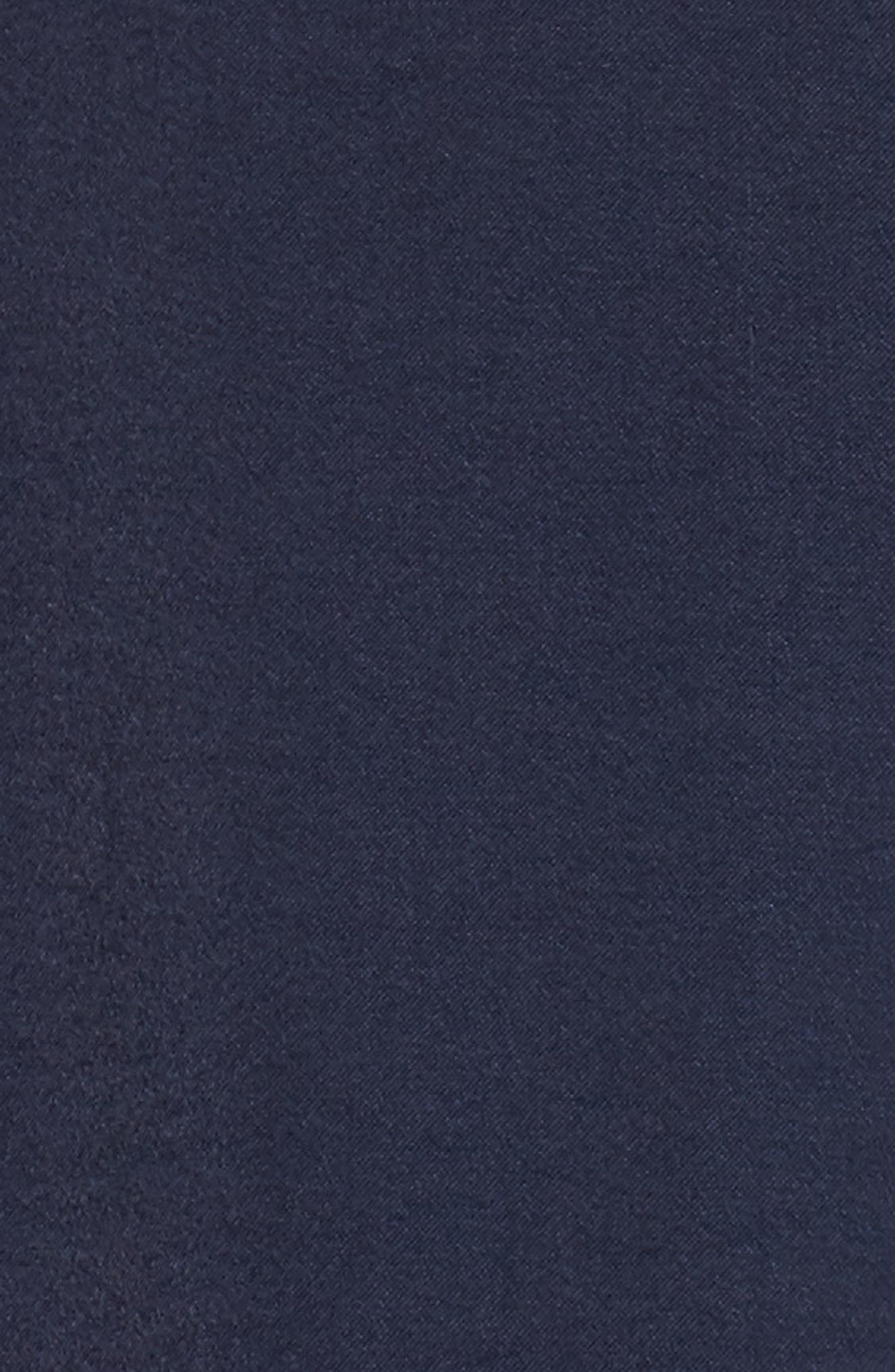 Cold Shoulder Midi Dress,                             Alternate thumbnail 5, color,                             018
