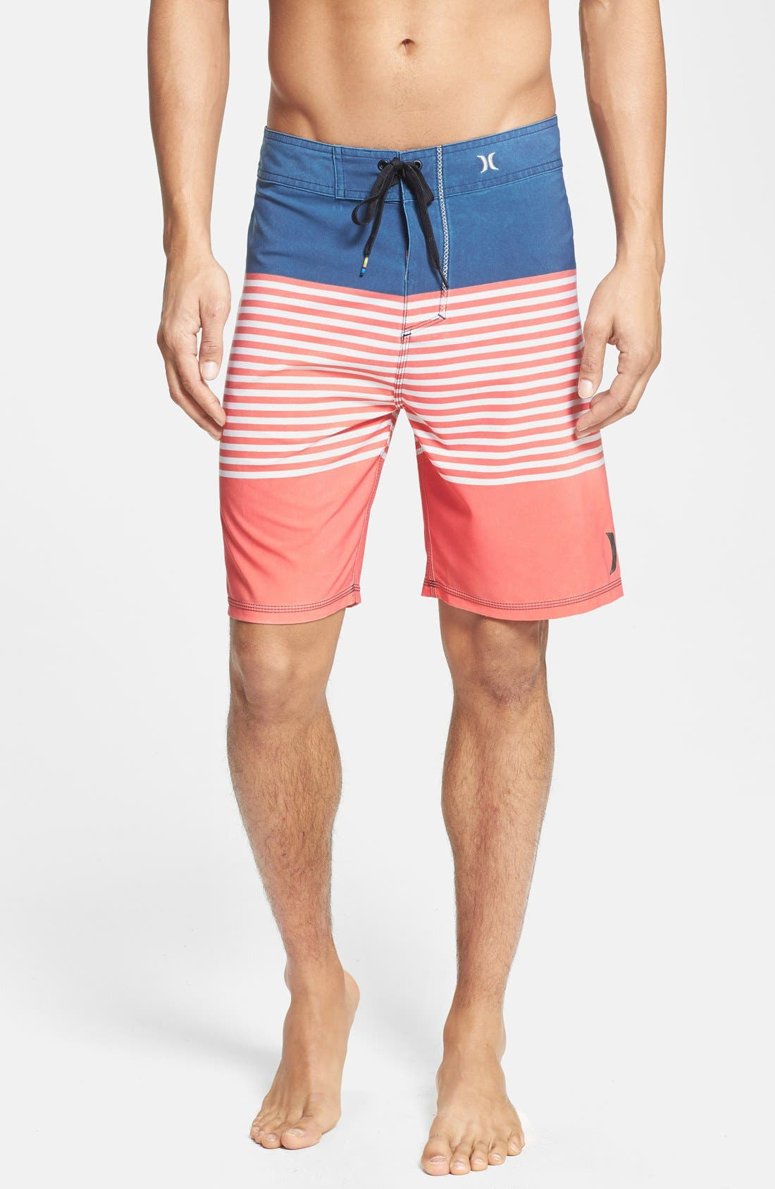 HURLEY,                             'Phantom - Blockade' Board Shorts,                             Main thumbnail 1, color,                             800
