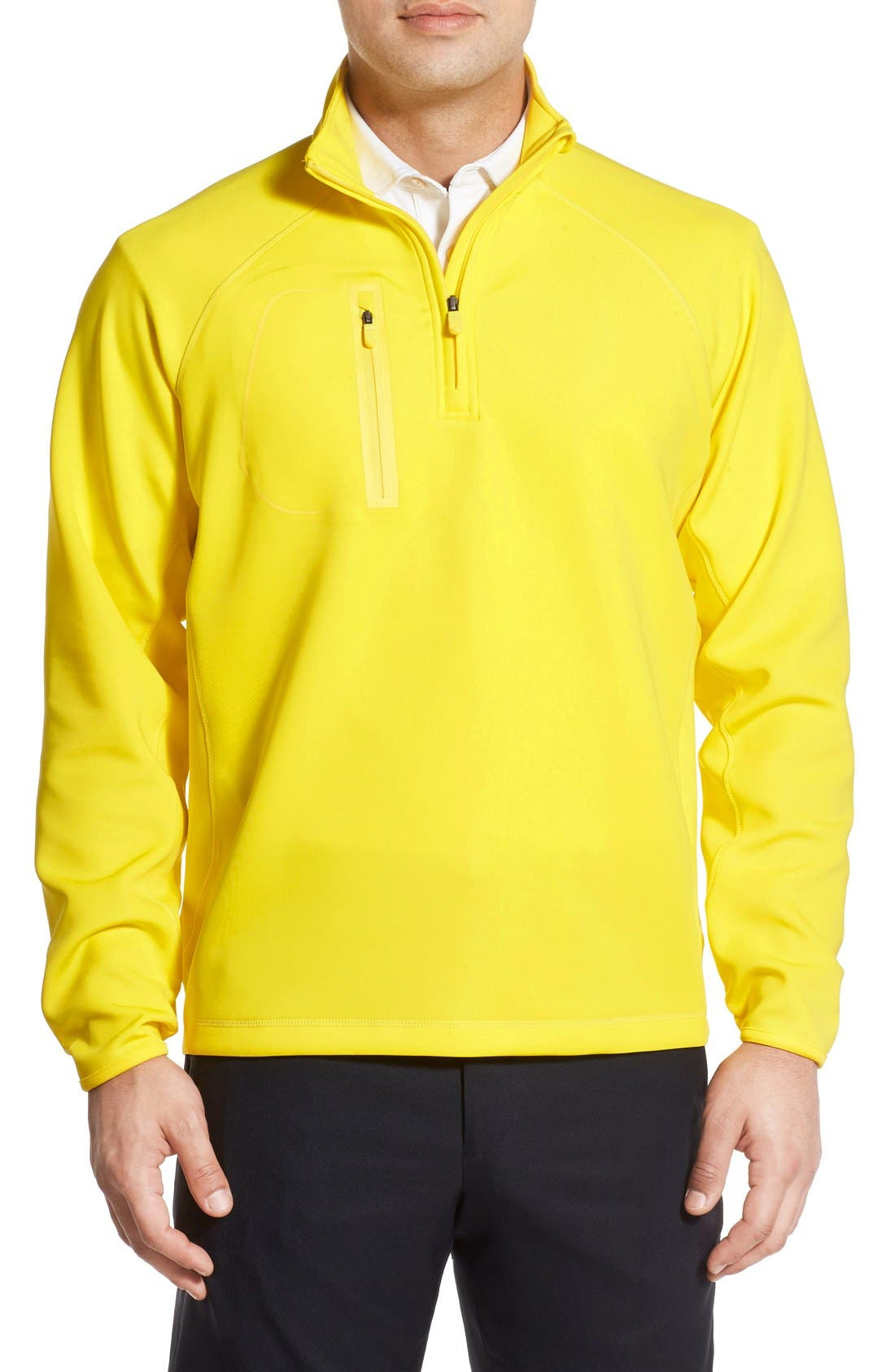 XH2O Crawford Stretch Quarter Zip Golf Pullover,                             Main thumbnail 12, color,