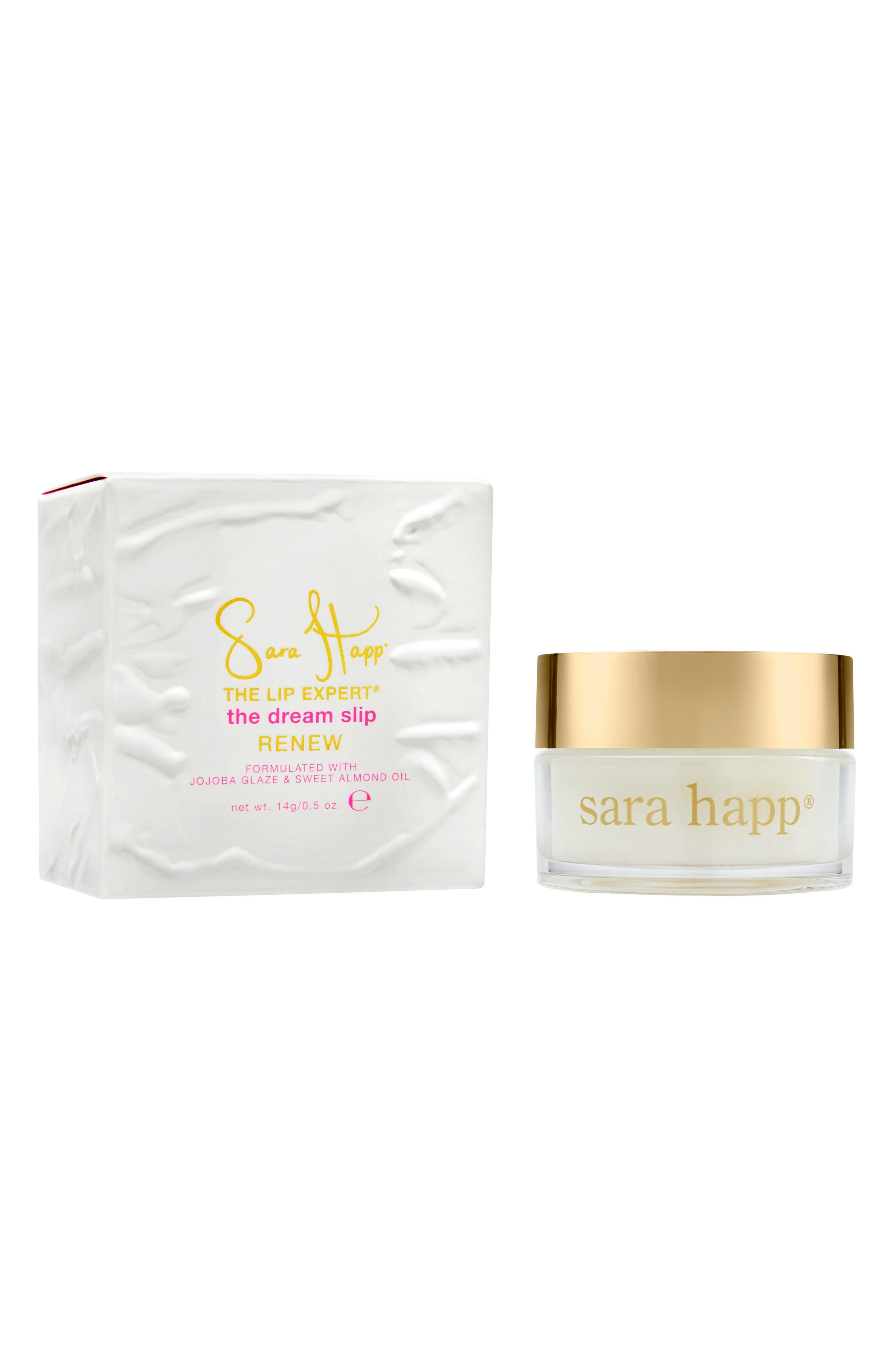 SARA HAPP<SUP>®</SUP>,                             The Dream Slip Night Lip Treatment,                             Alternate thumbnail 2, color,                             NO COLOR