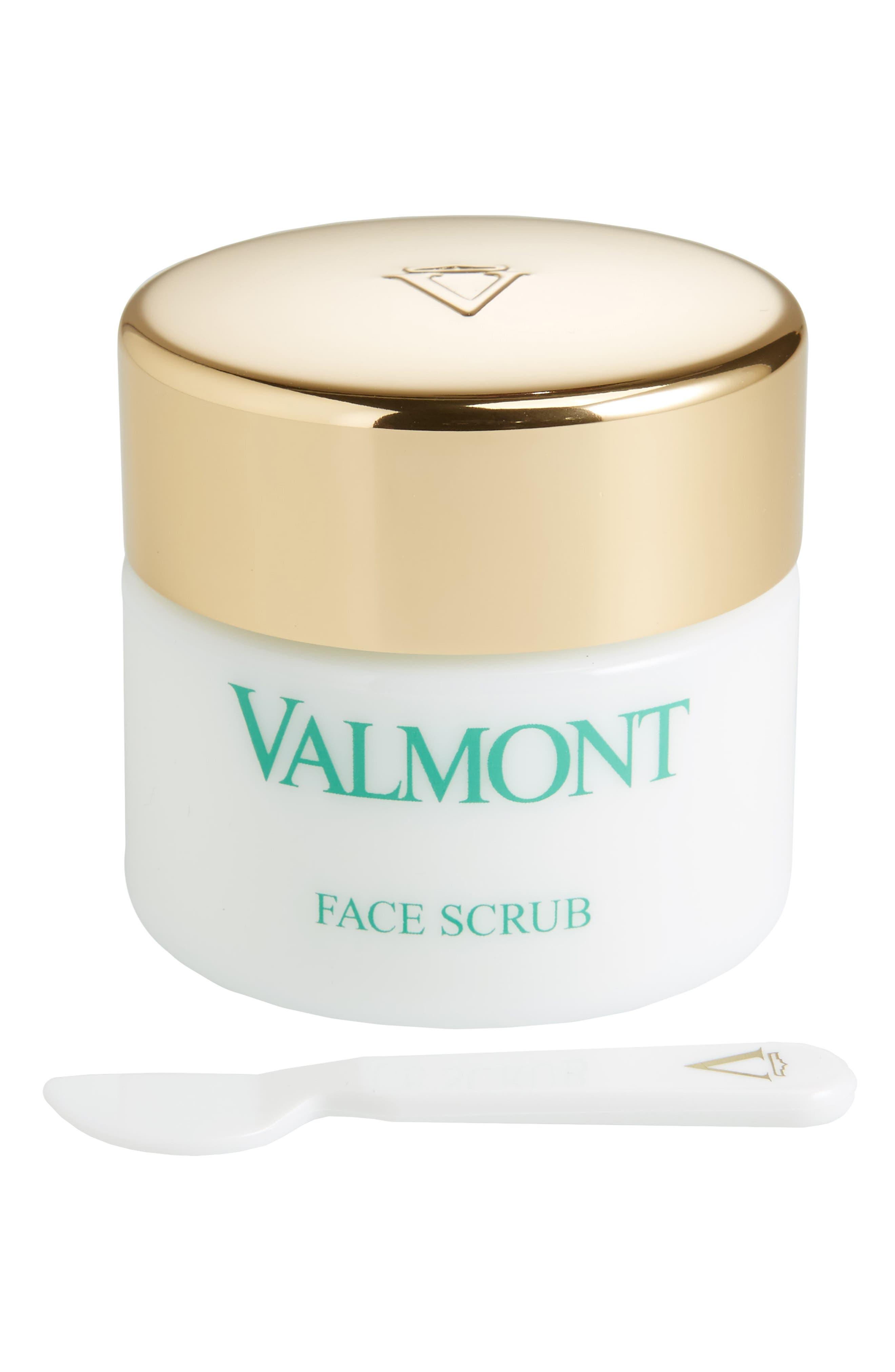 VALMONT,                             Face Exfoliating Cream,                             Alternate thumbnail 2, color,                             000