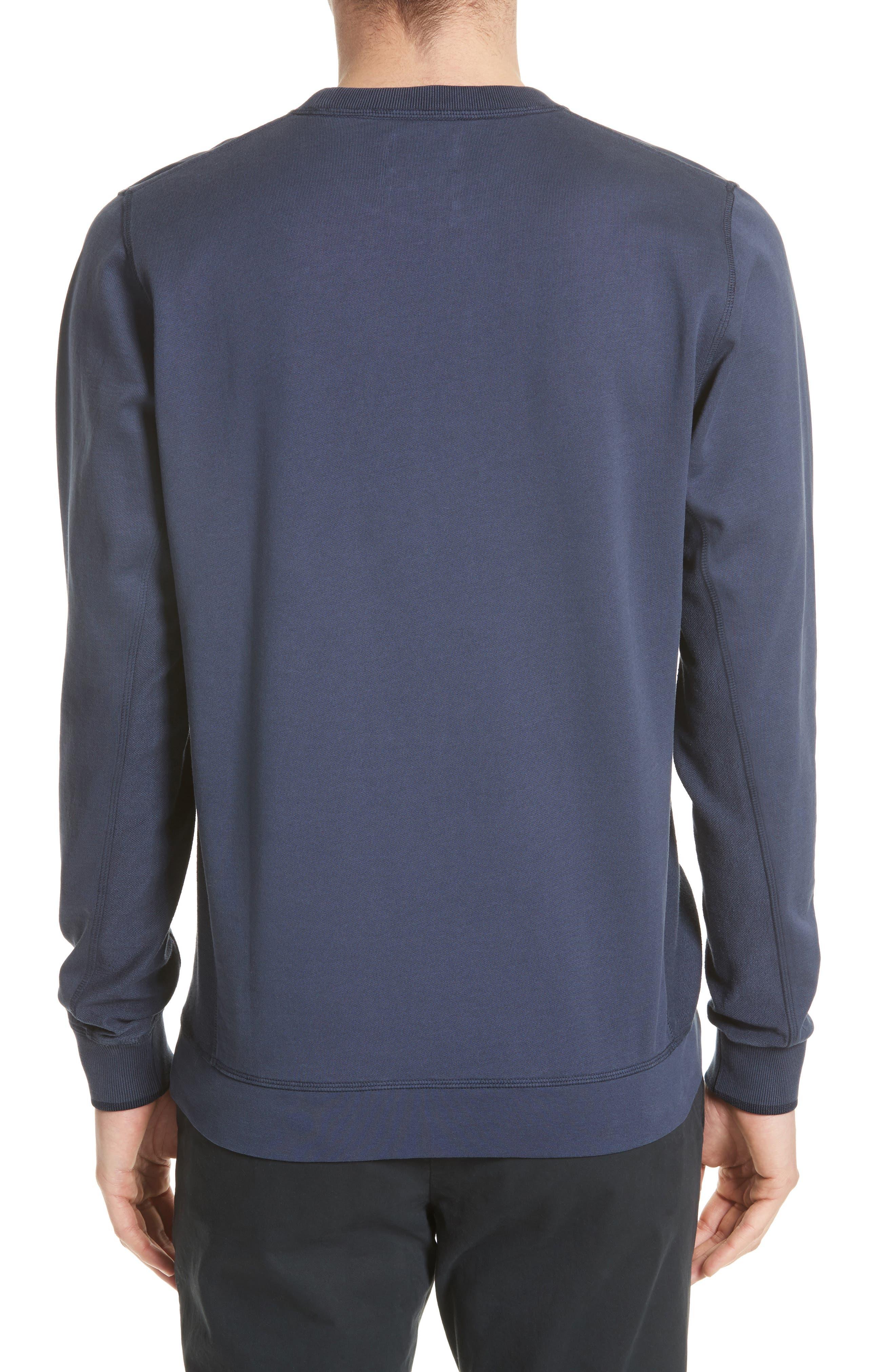 Vagn Mercerized Fleece Sweatshirt,                             Alternate thumbnail 2, color,                             401