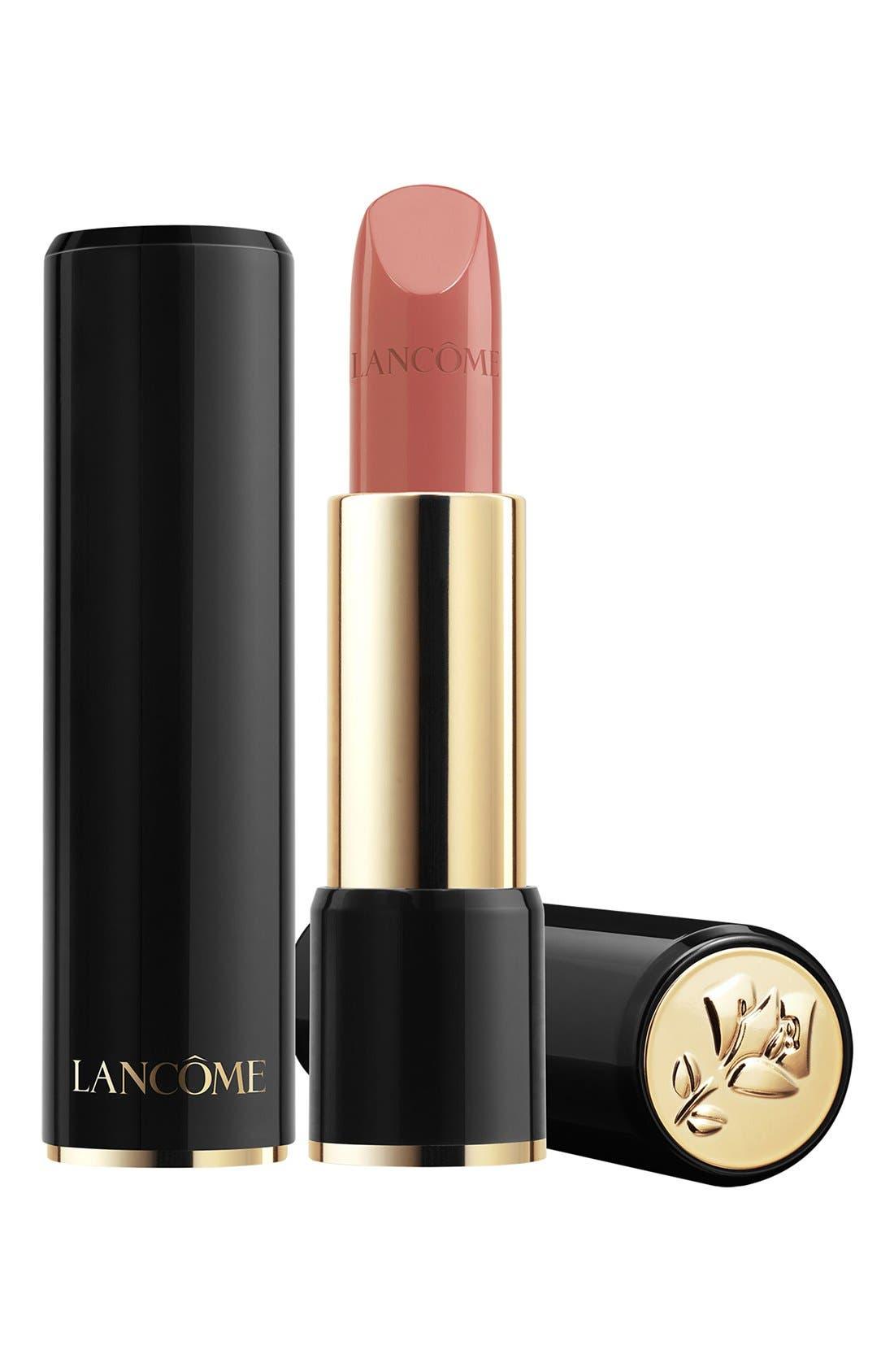 L'Absolu Rouge Hydrating Shaping Lip Color, Main, color, 254 CREME DE MARRON
