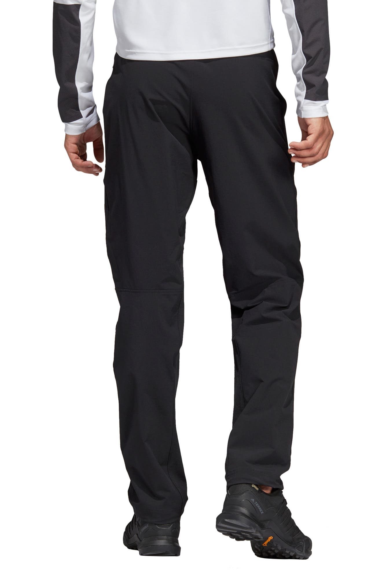 Terrex Multi Pants,                             Alternate thumbnail 2, color,                             BLACK