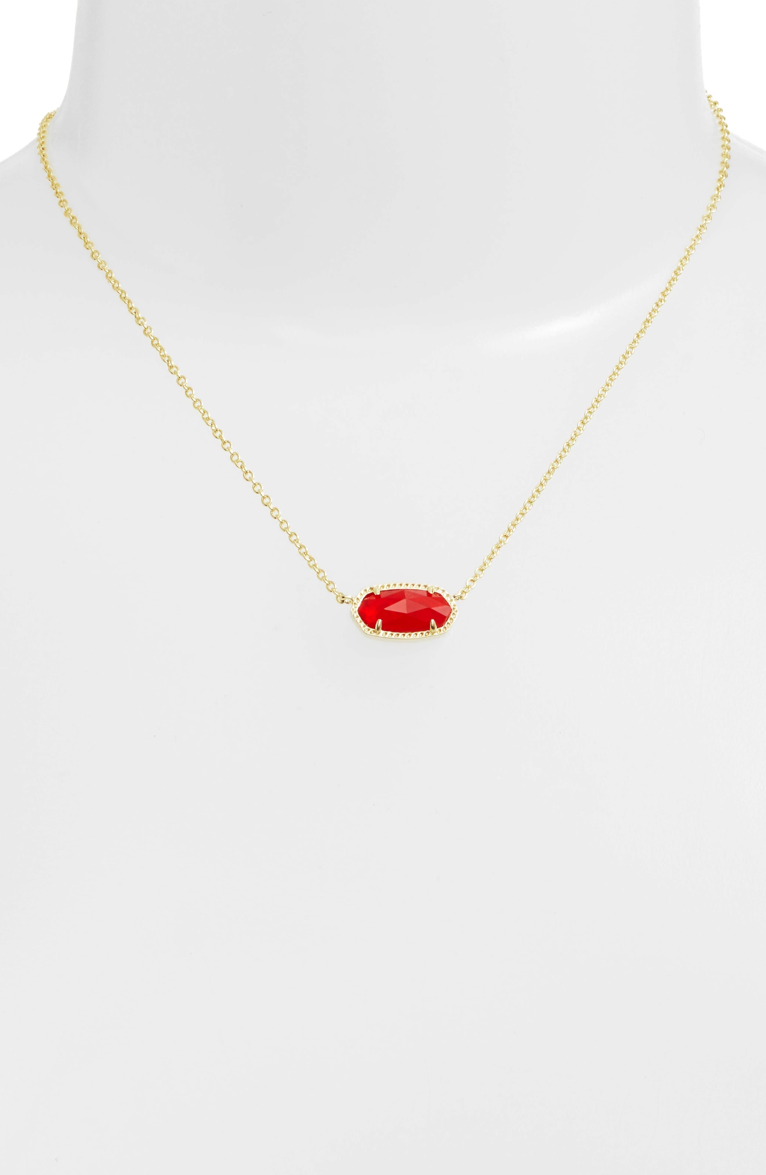 'Elisa' Pendant Necklace,                             Alternate thumbnail 234, color,