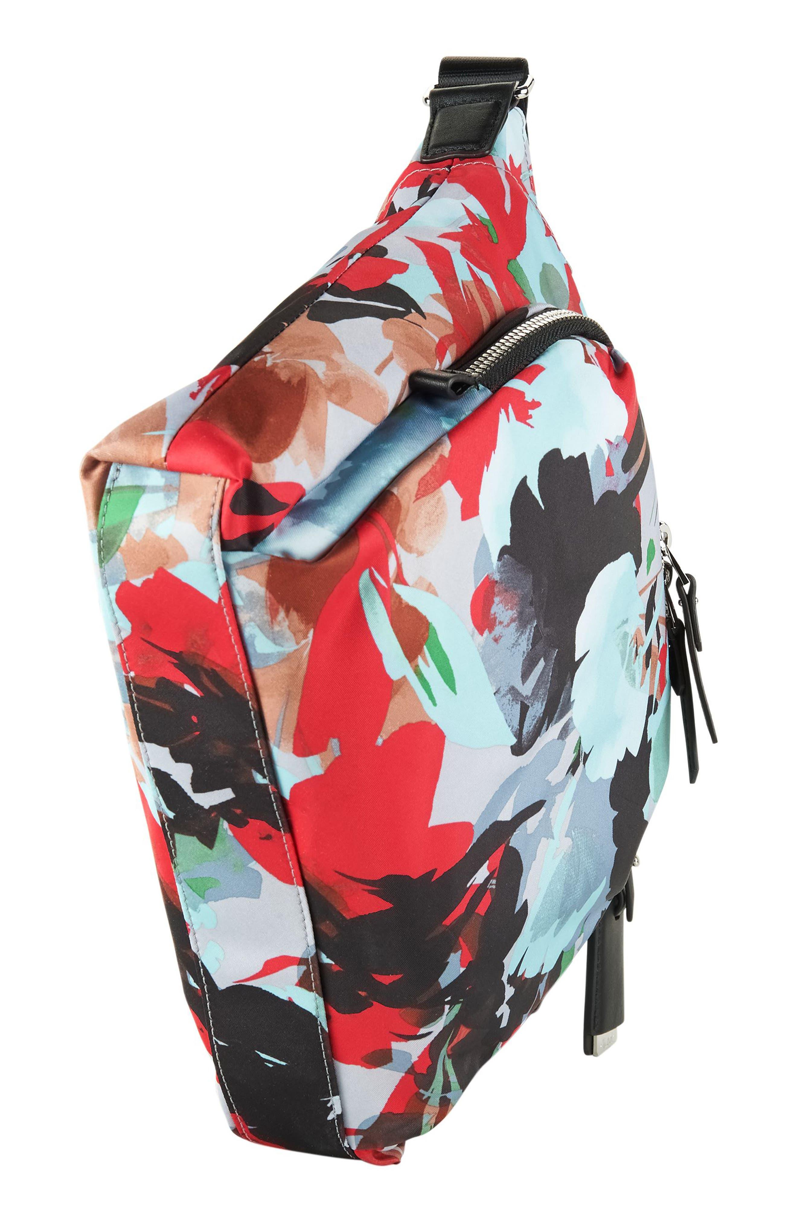 Voyageur - Capri Nylon Crossbody Bag,                             Alternate thumbnail 63, color,
