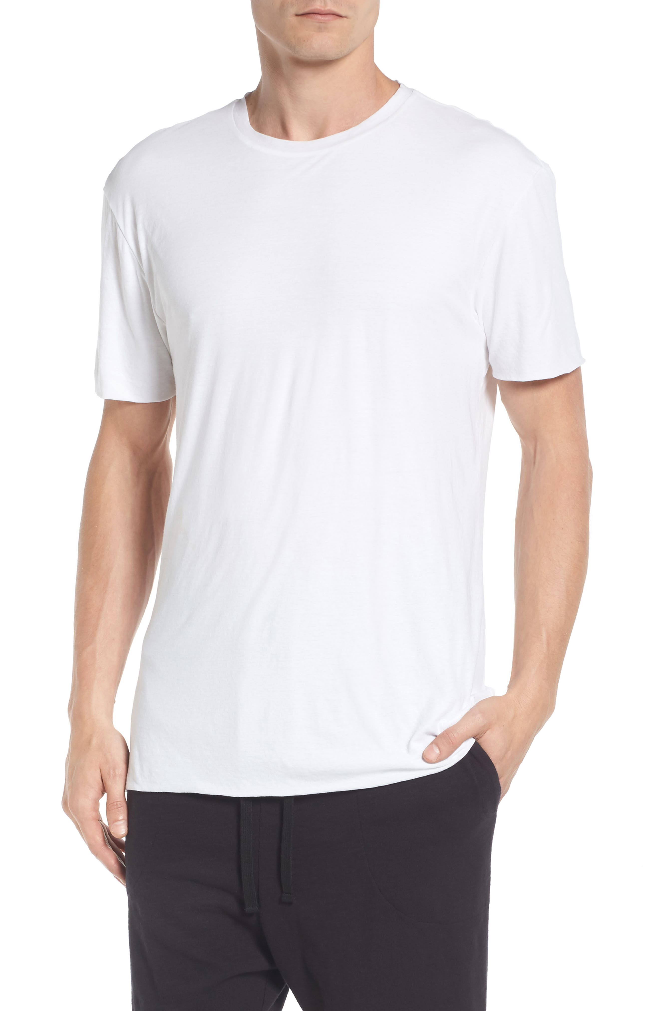 Double Layer T-Shirt,                         Main,                         color, 137