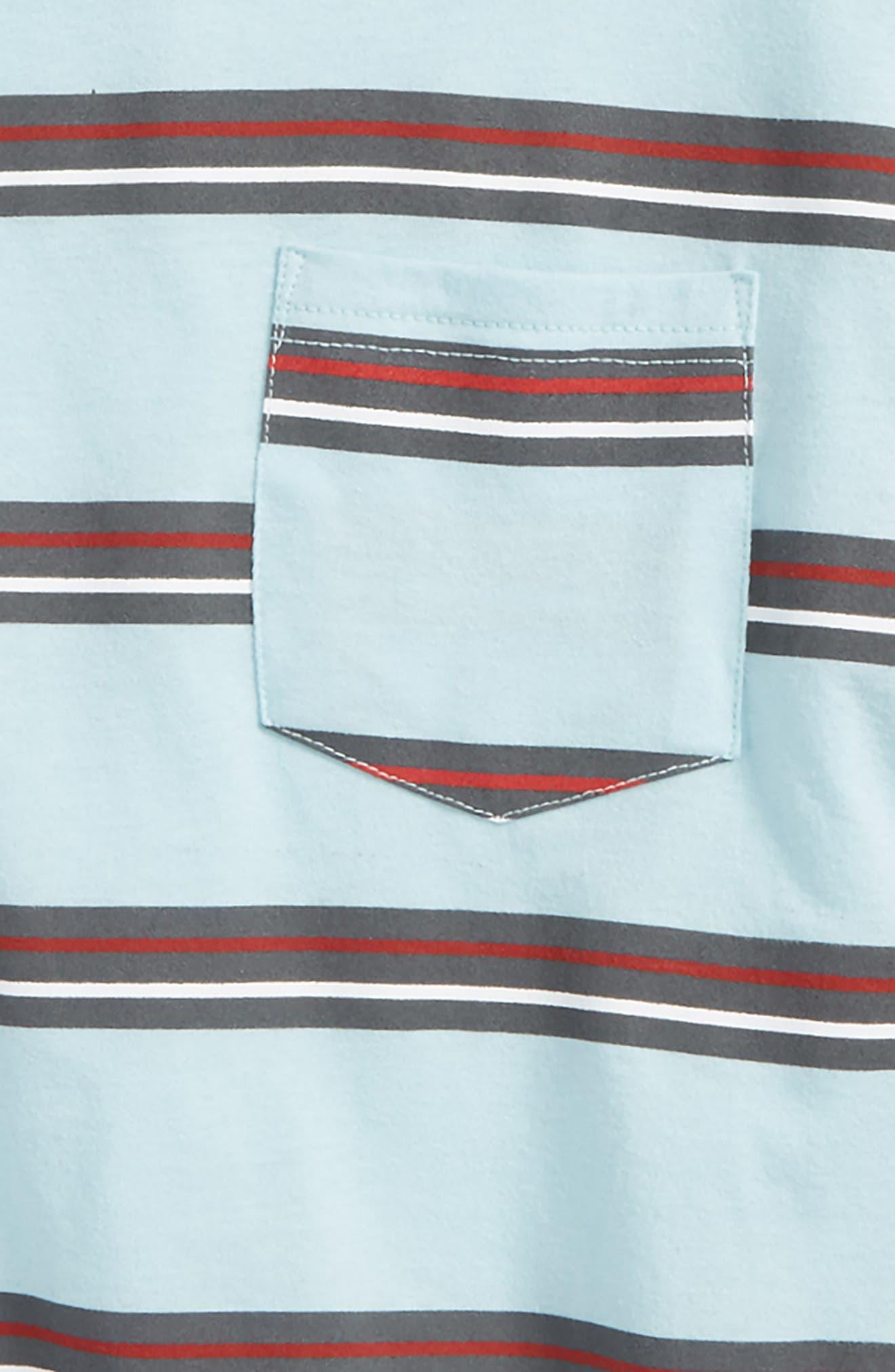 Success Stripe T-Shirt,                             Alternate thumbnail 2, color,                             020