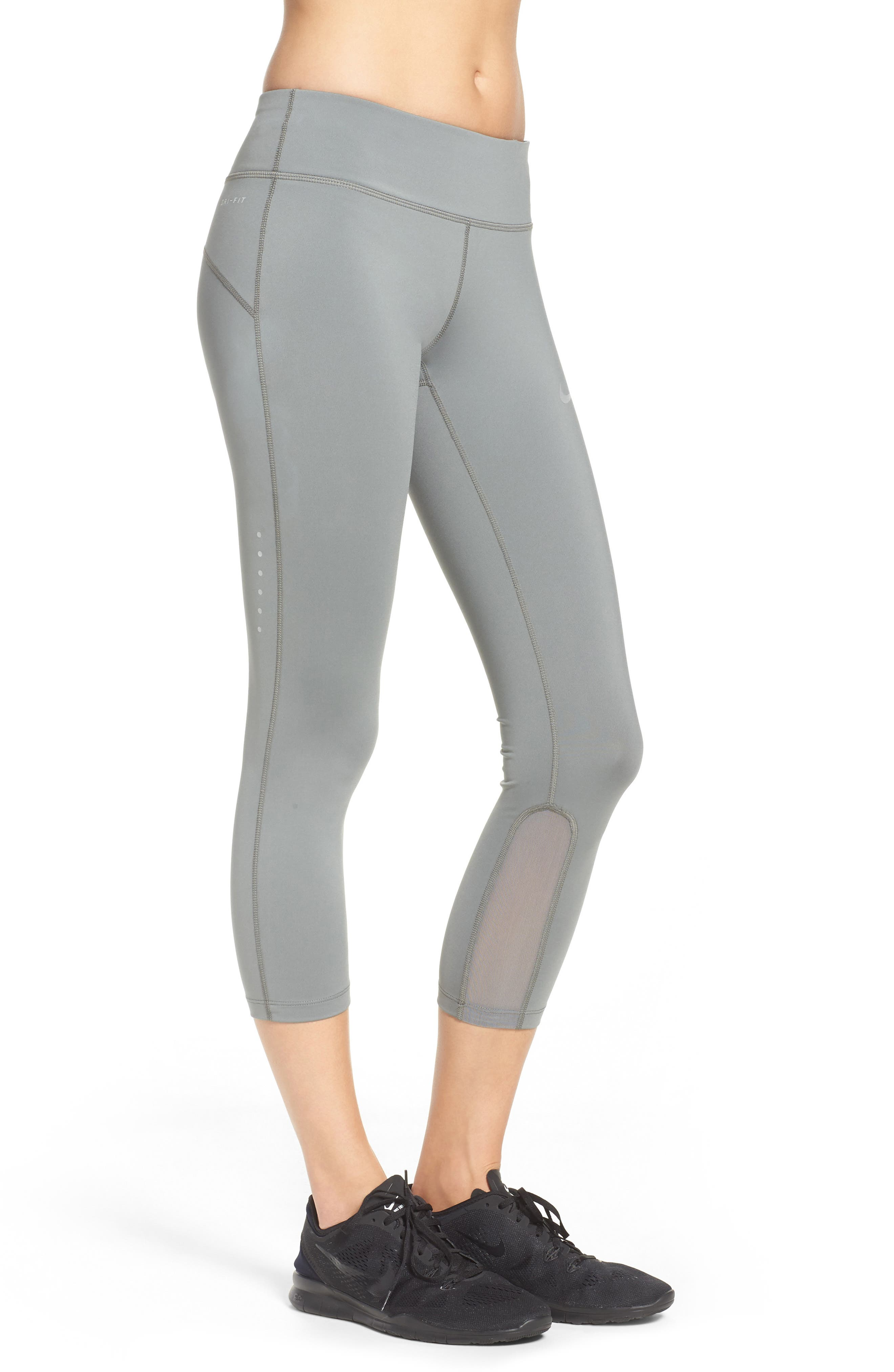 Power Epic Run Crop Tights,                             Alternate thumbnail 17, color,