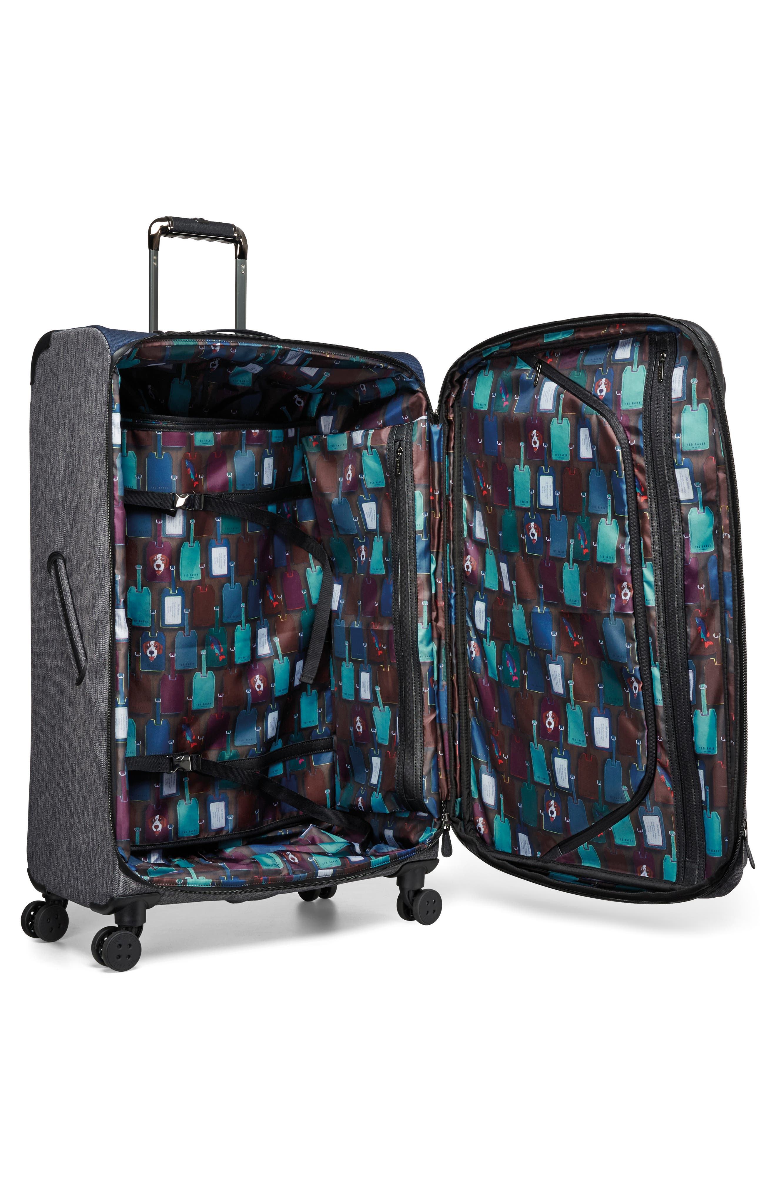 Large Brunswick 32-Inch Rolling Suitcase,                             Alternate thumbnail 2, color,                             020