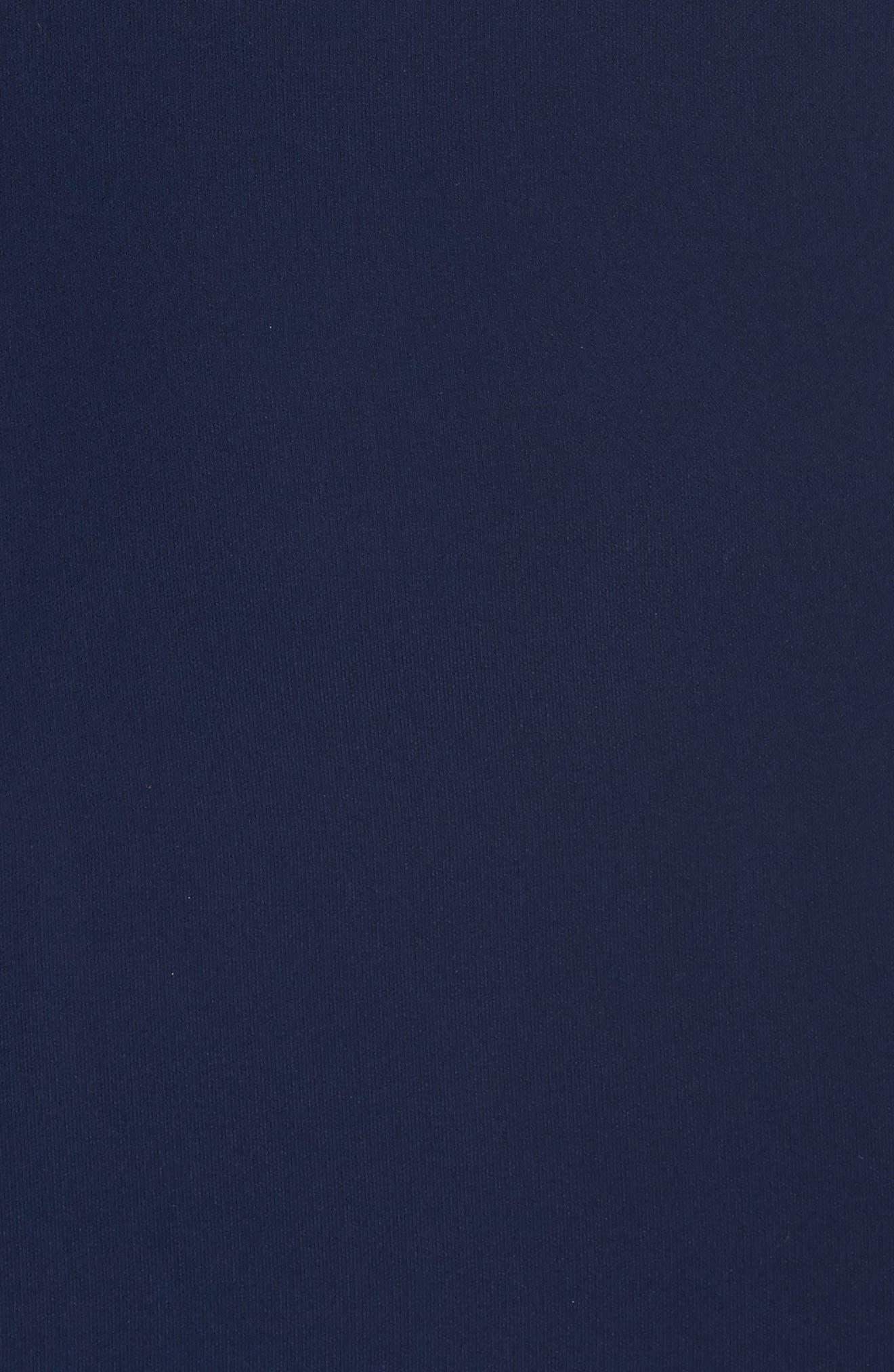 'Solange' Off the Shoulder Midi Dress,                             Alternate thumbnail 18, color,