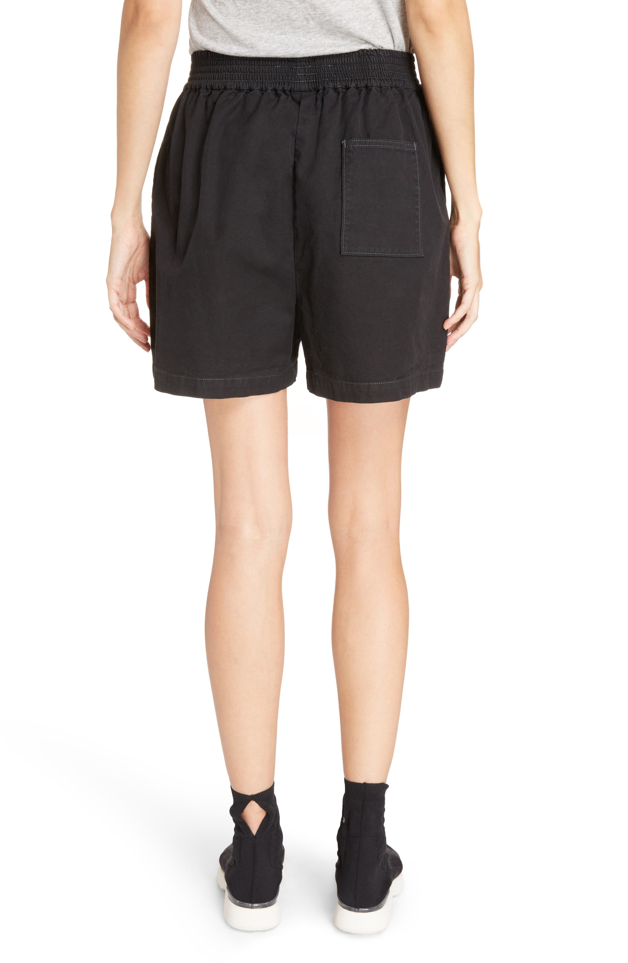 Marit Chino Shorts,                             Alternate thumbnail 2, color,                             001
