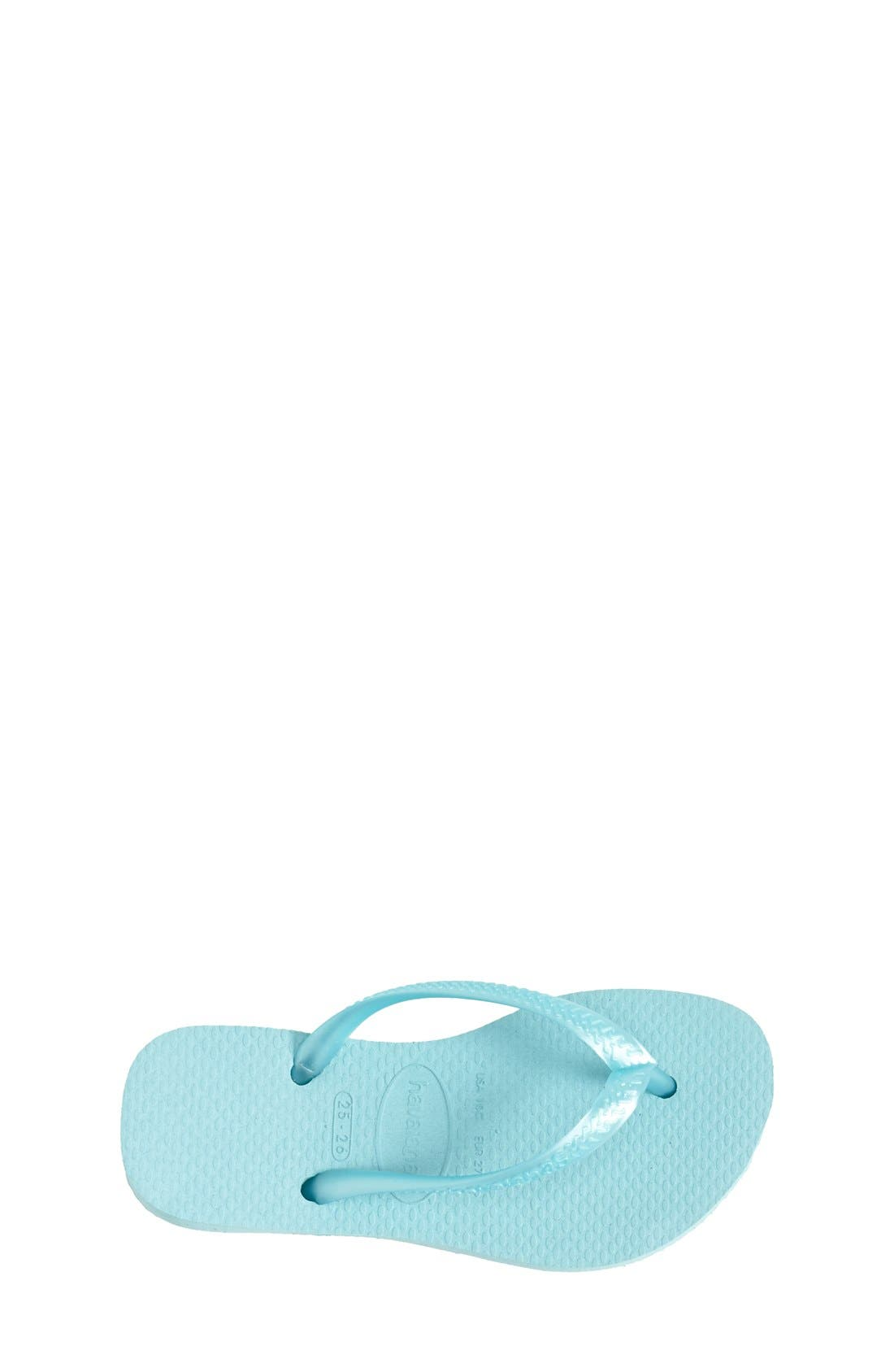 'Slim' Flip Flop,                             Alternate thumbnail 41, color,