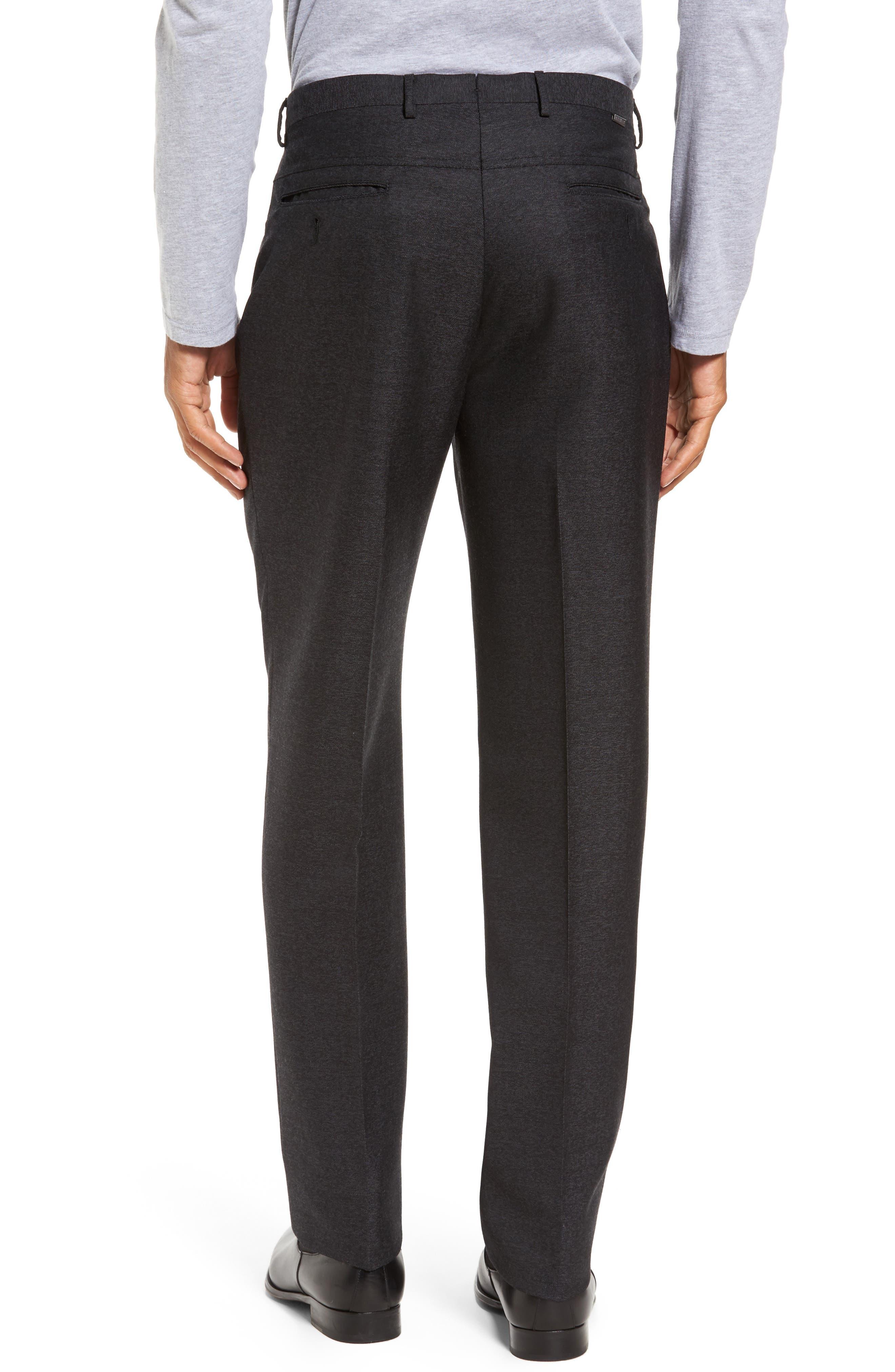 Sartorial Wool Five-Pocket Pants,                             Alternate thumbnail 2, color,                             001