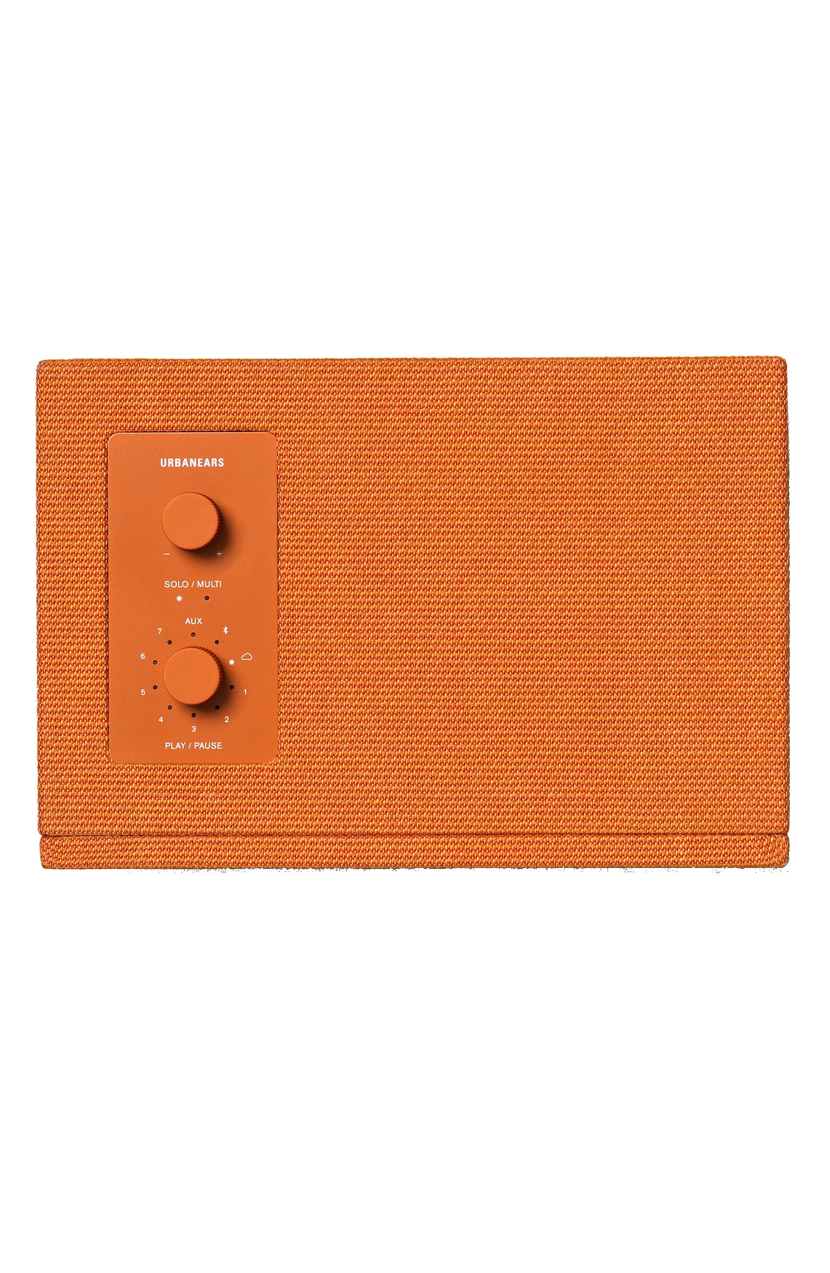 Stammen Bluetooth<sup>®</sup> Speaker,                             Main thumbnail 1, color,                             GOLDFISH ORANGE