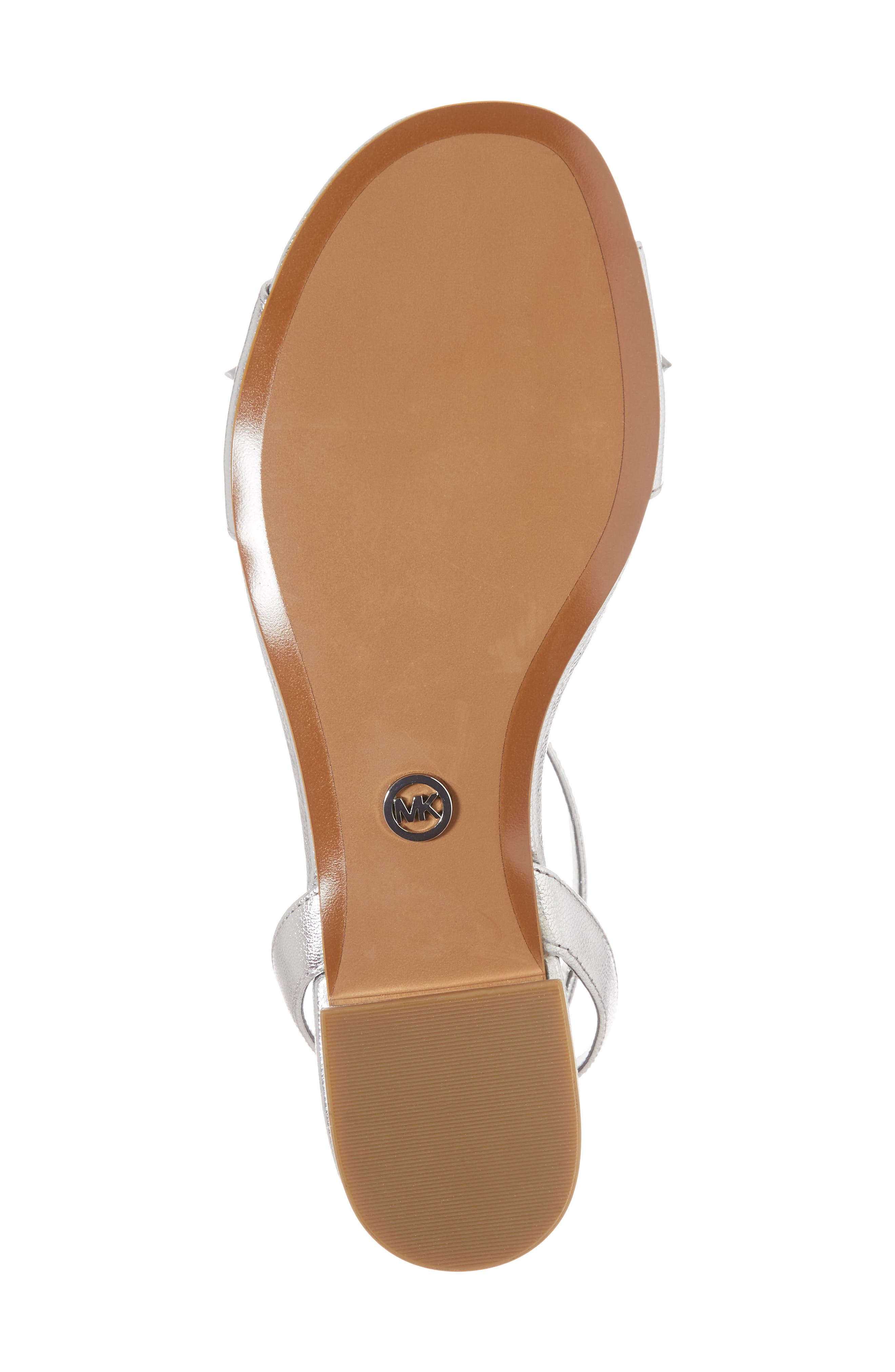 Lexie Star Embellished Sandal,                             Alternate thumbnail 6, color,                             040