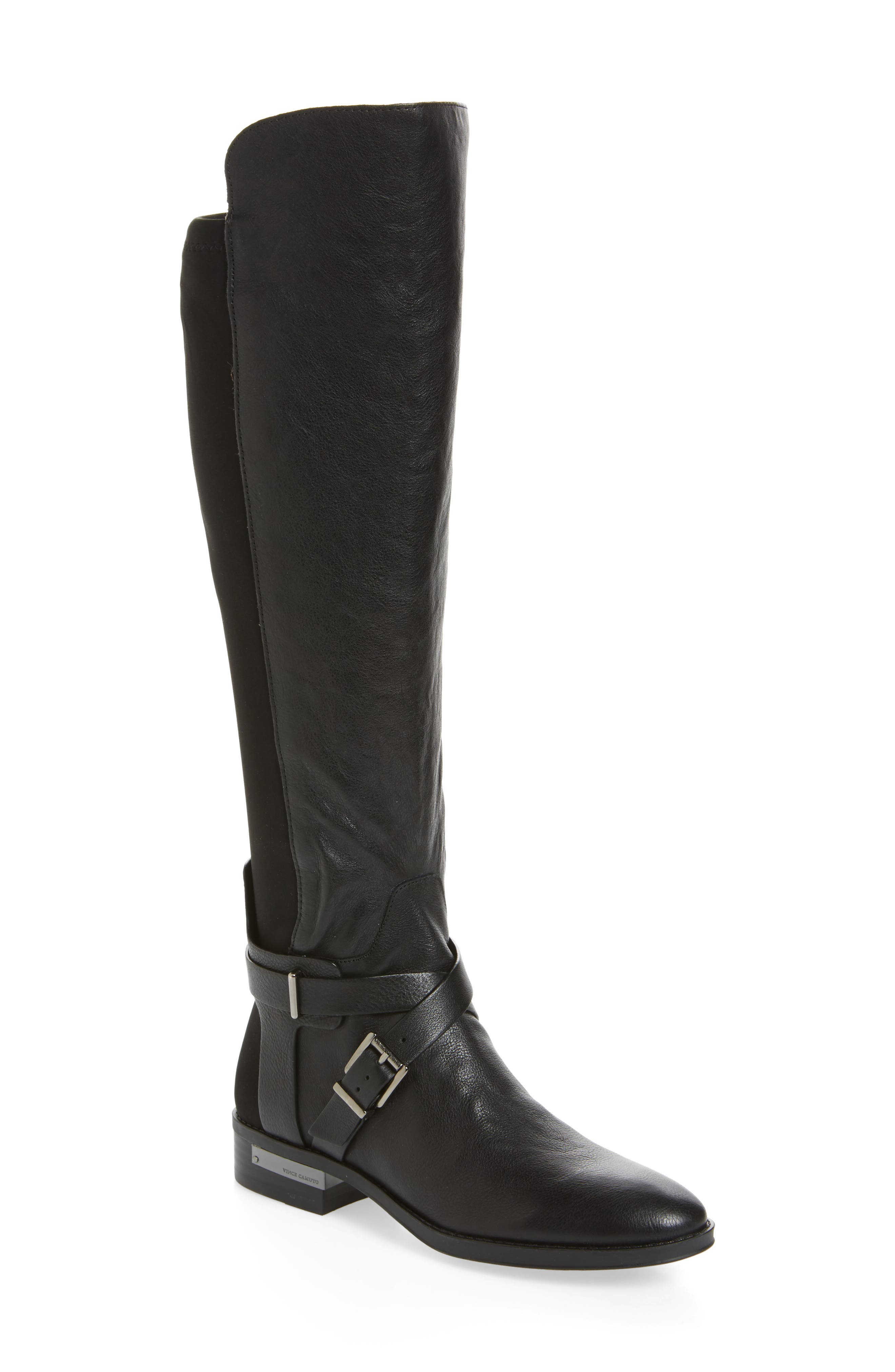 Paton Over the Knee Boot,                             Main thumbnail 1, color,                             002