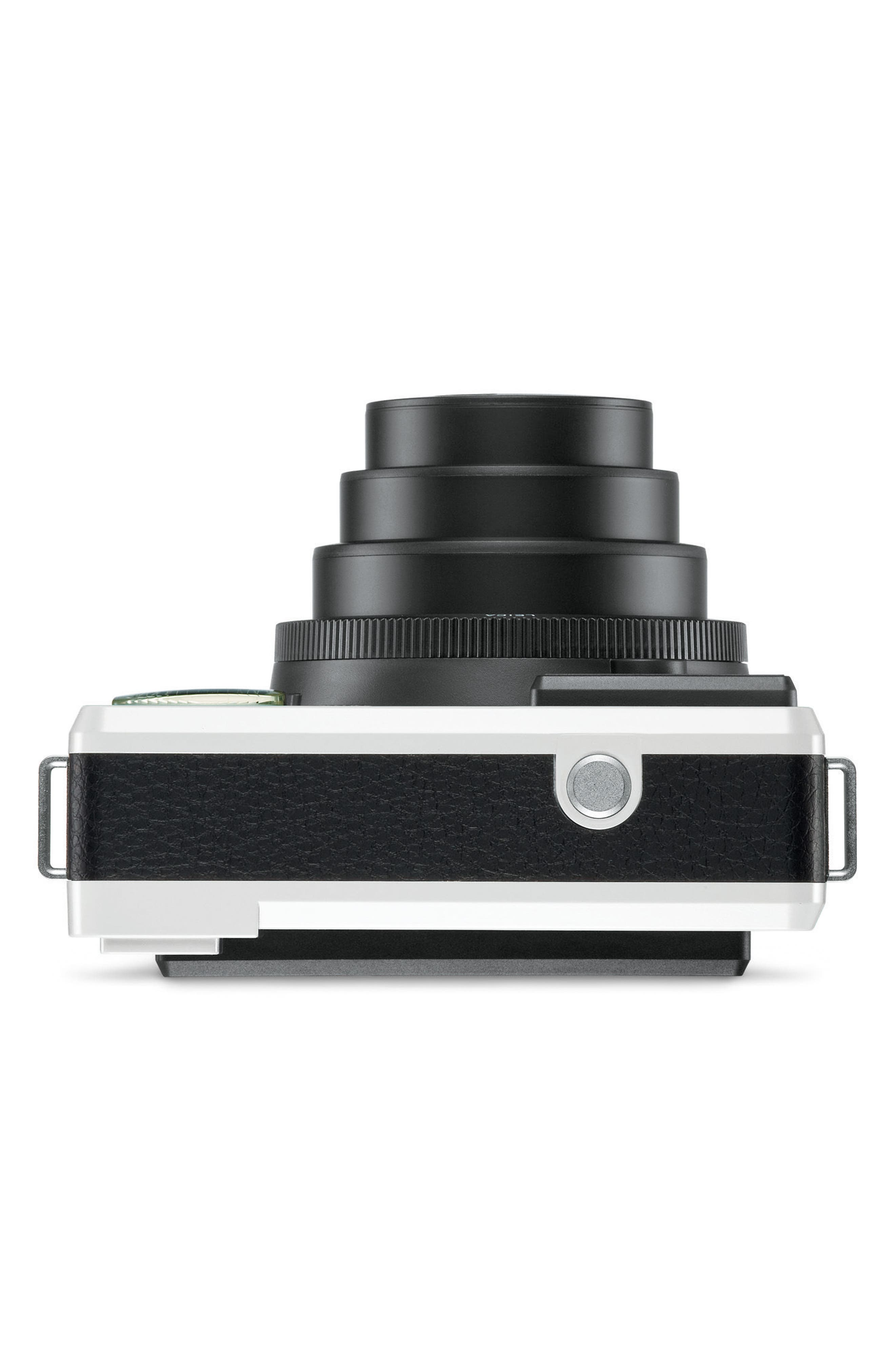 Sofort Compact Instant Camera,                             Alternate thumbnail 3, color,                             WHITE