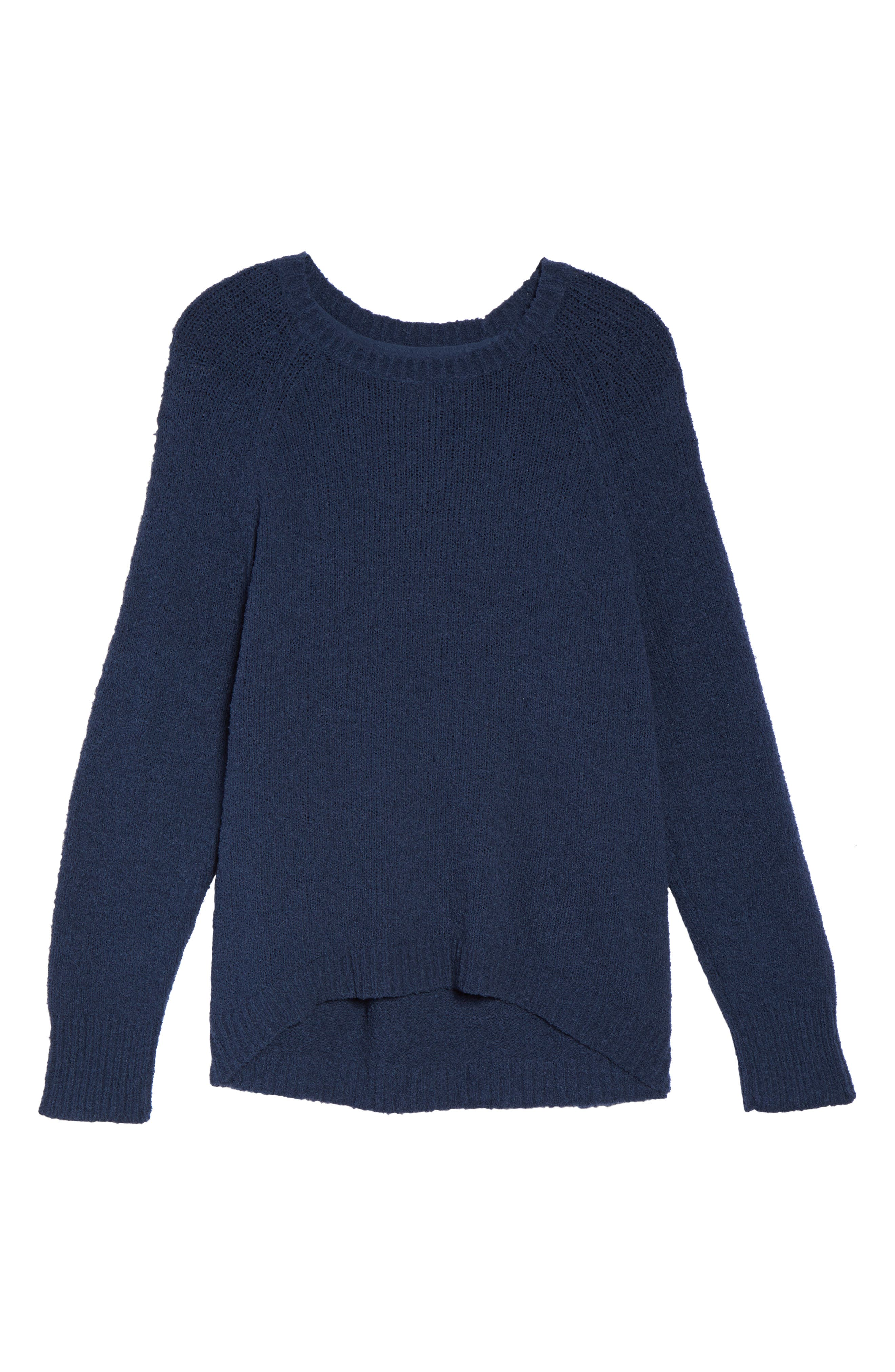 Relaxed Crewneck Sweater,                             Alternate thumbnail 22, color,