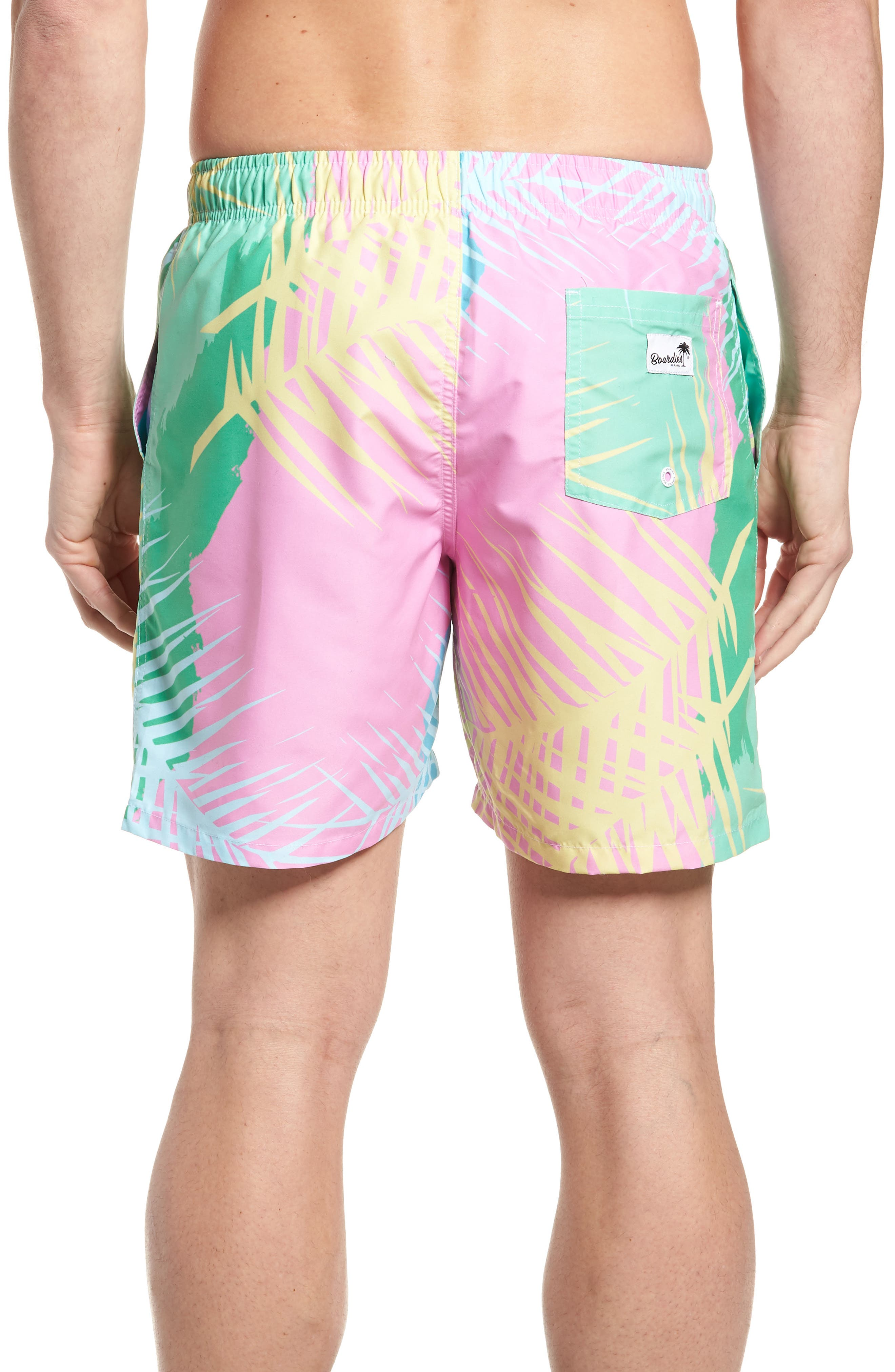 Tropicano Swim Trunks,                             Alternate thumbnail 2, color,                             650