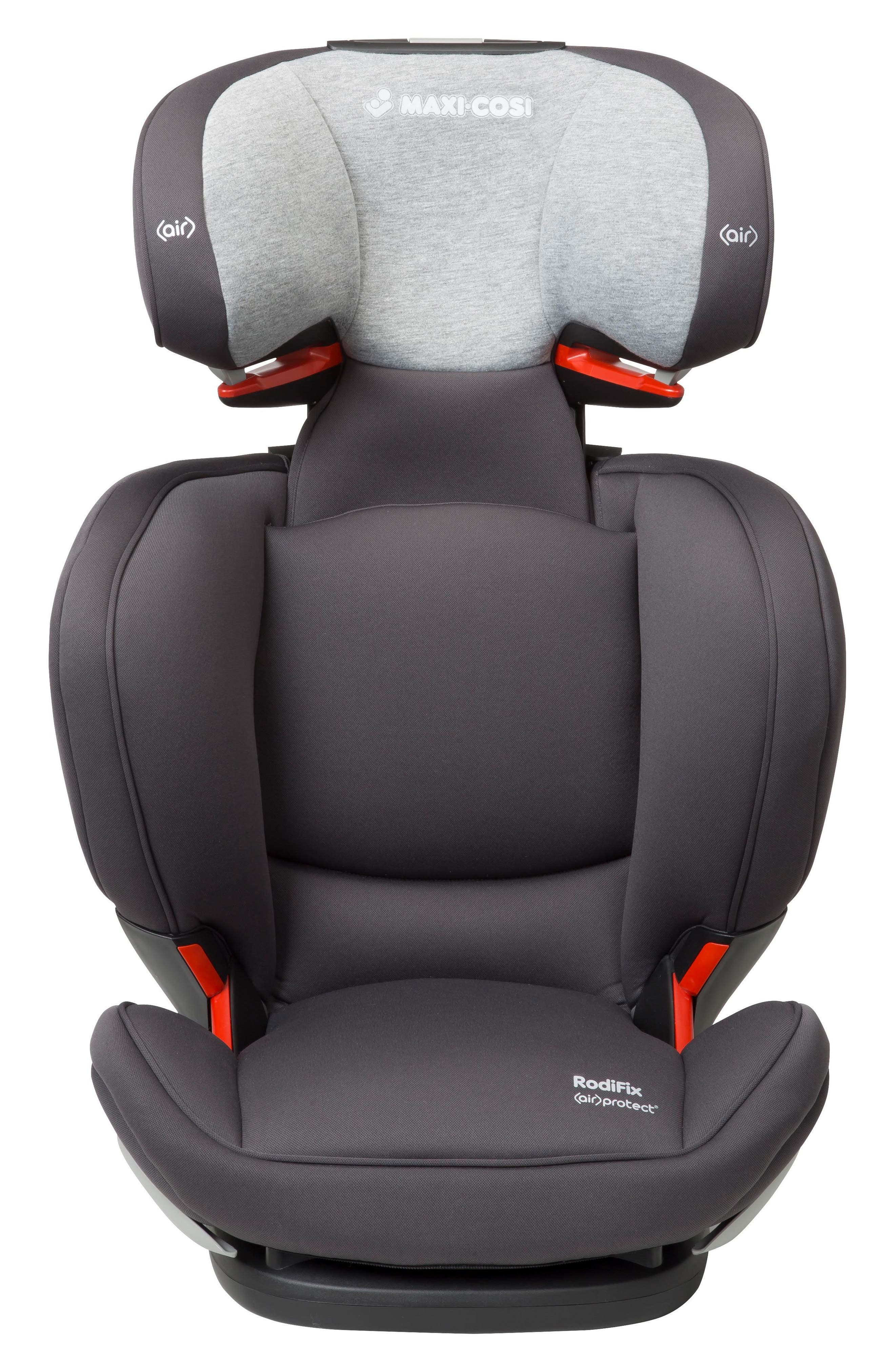 RodiFix Booster Car Seat,                             Alternate thumbnail 4, color,