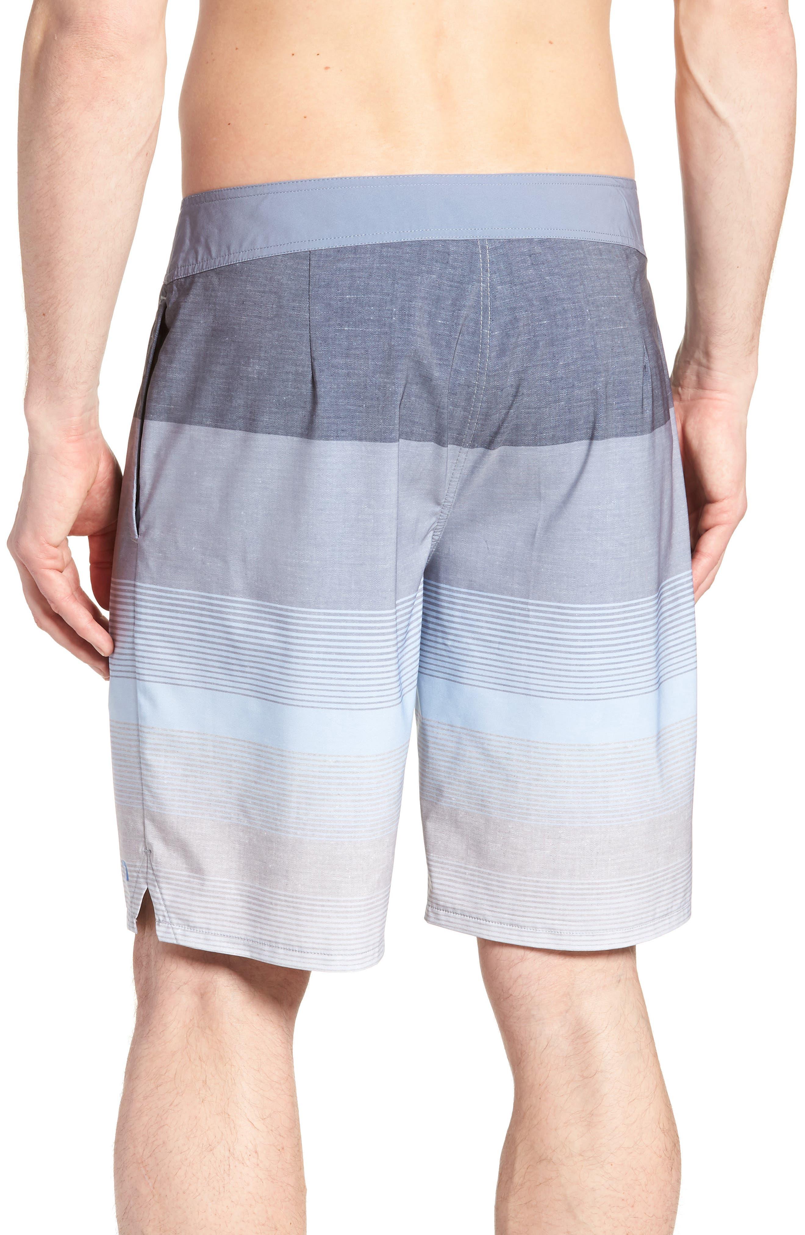 Seegrid Regular Fit Board Shorts,                             Alternate thumbnail 2, color,                             401