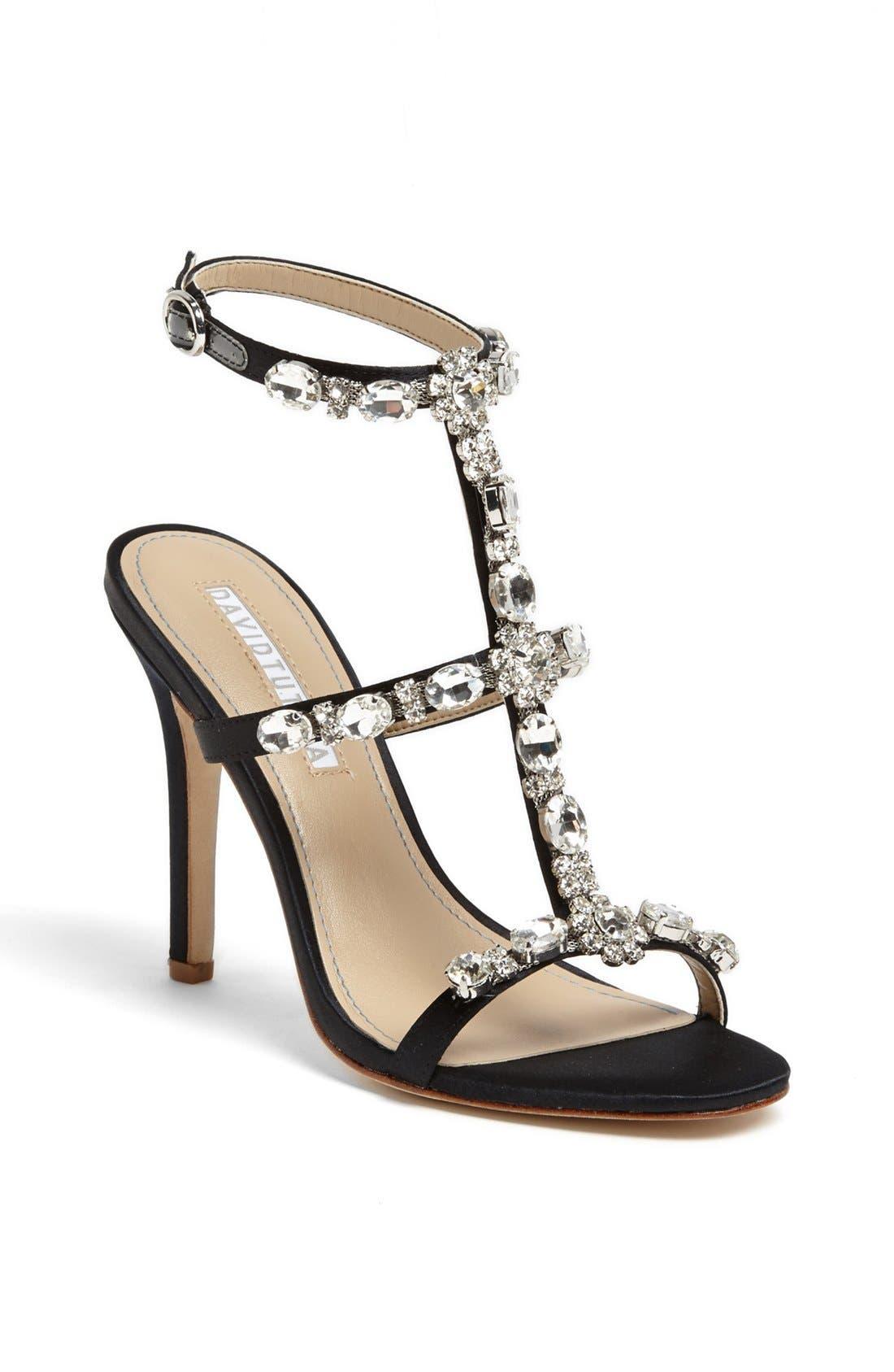 'Worthy' Sandal,                         Main,                         color, 001