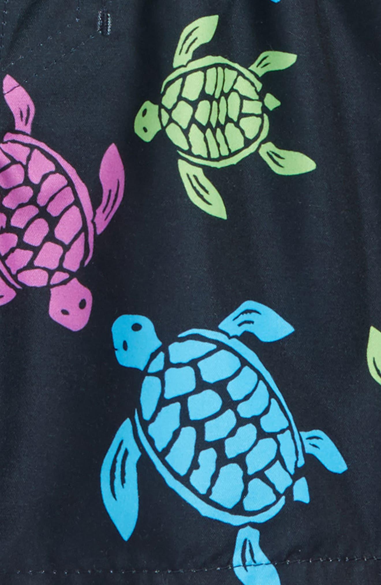 Turtle Two-Piece Rashguard Swimsuit,                             Alternate thumbnail 2, color,                             399