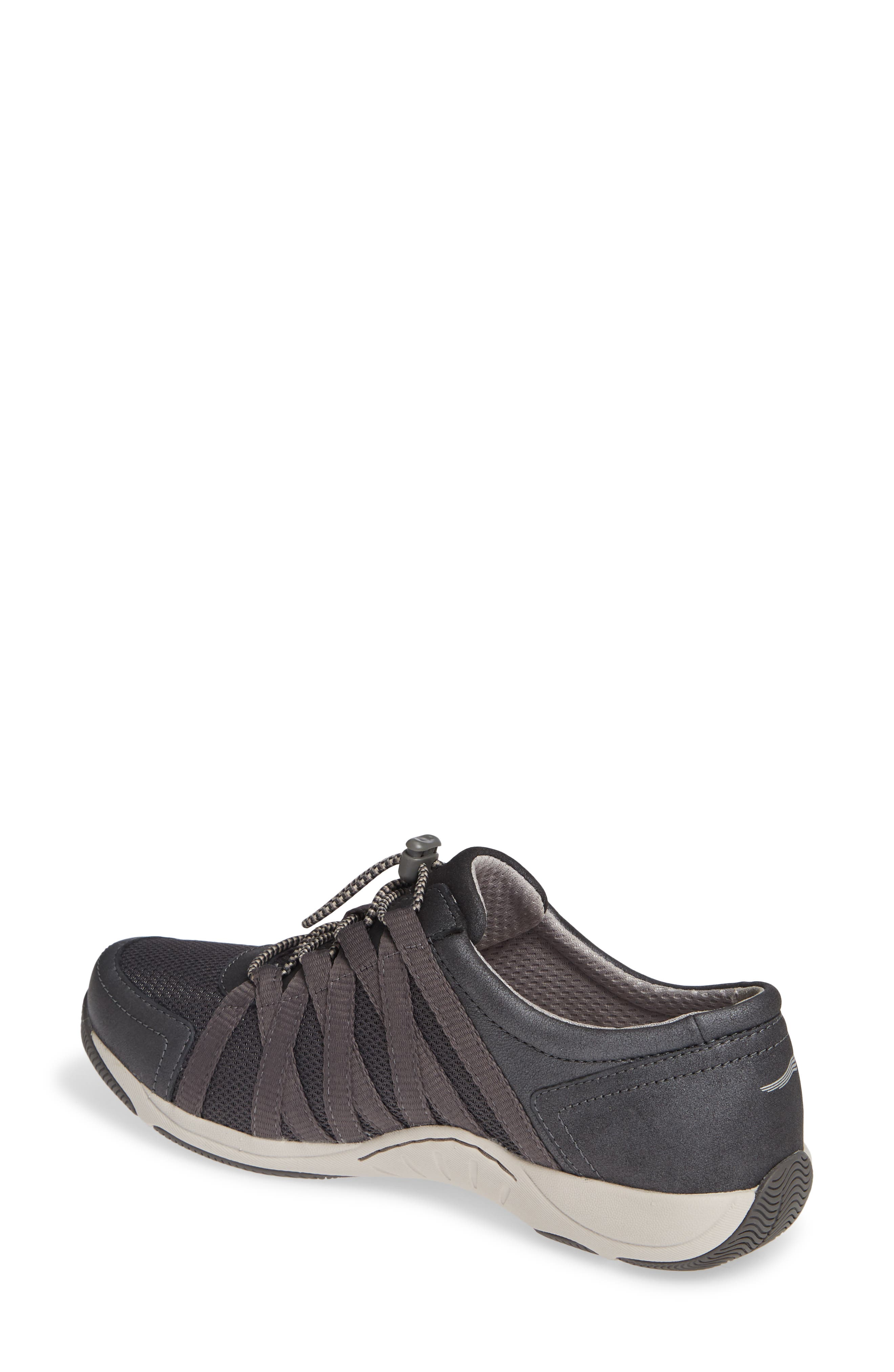 Halifax Collection Honor Sneaker,                             Alternate thumbnail 2, color,                             CHARCOAL/ CHARCOAL SUEDE