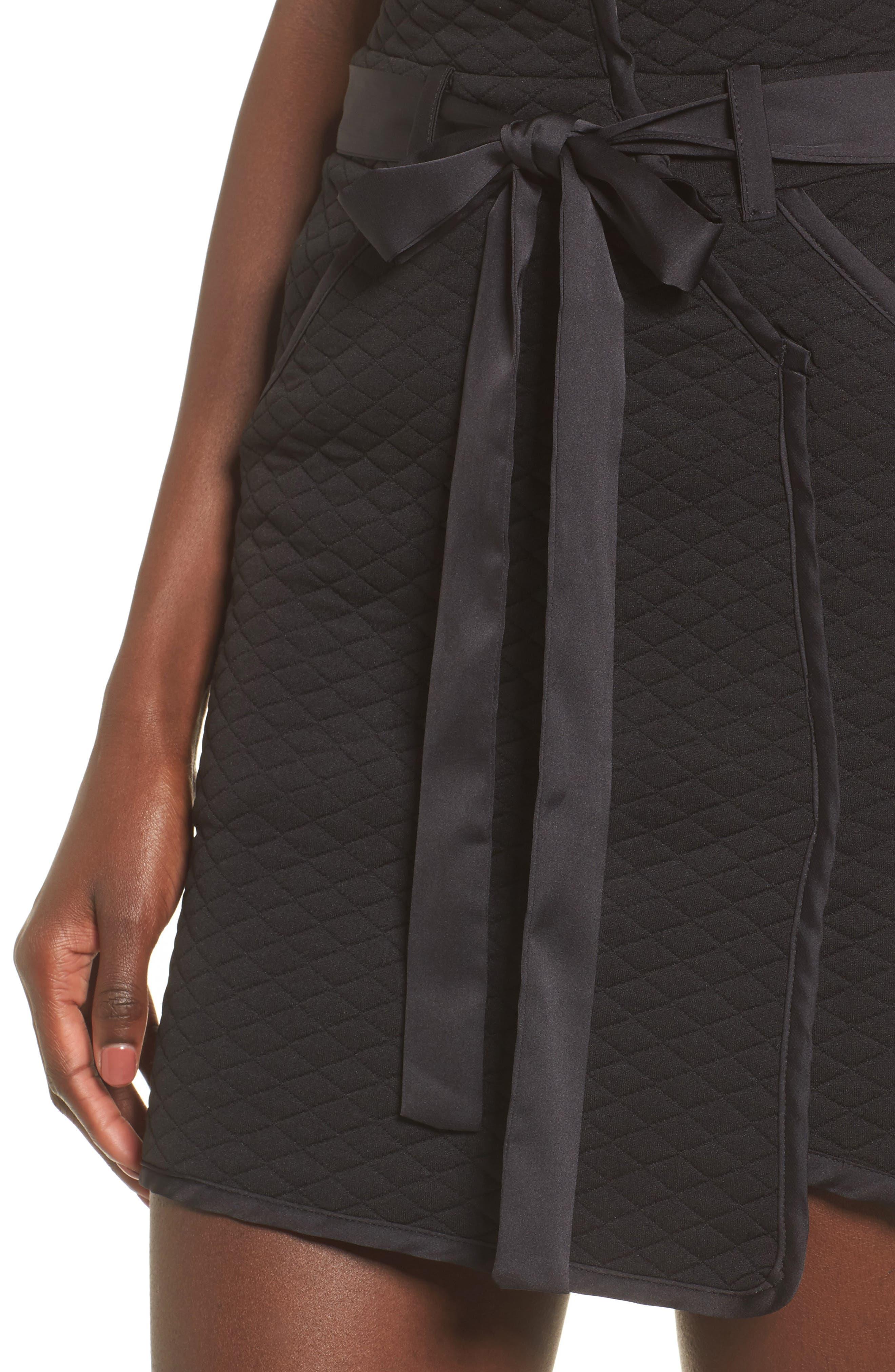 Andi Miniskirt,                             Alternate thumbnail 4, color,