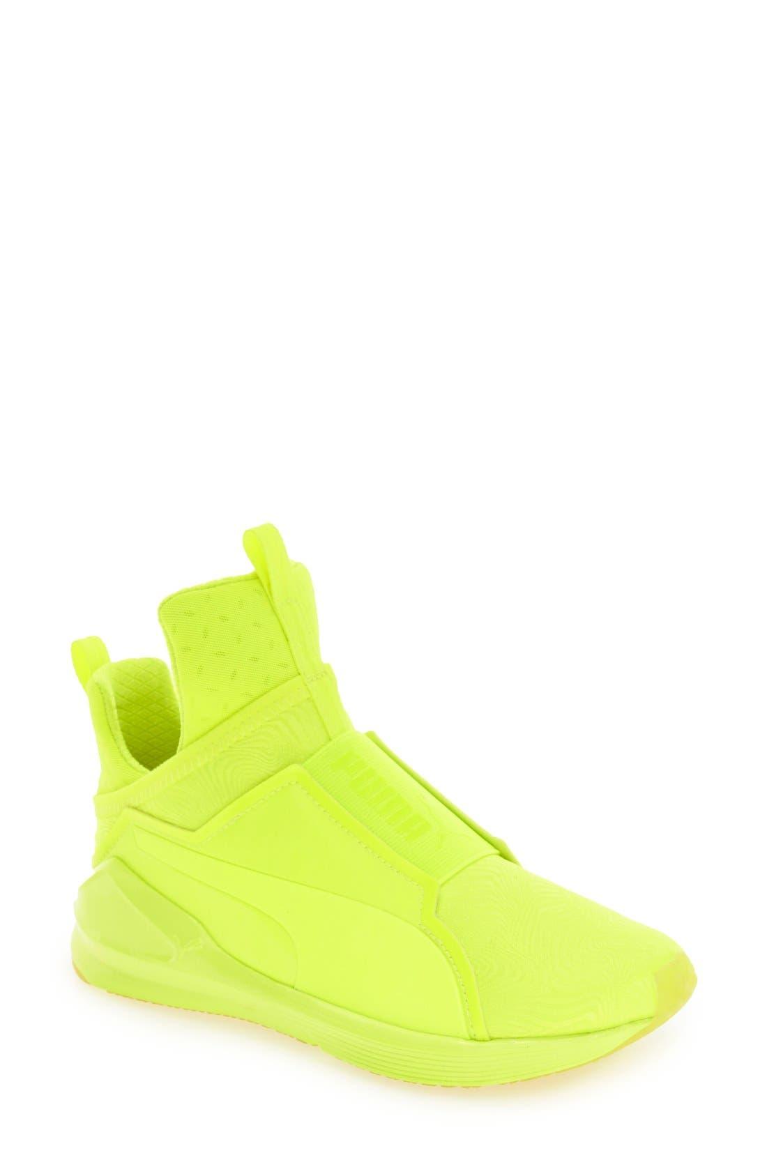 'Fierce Bright' Sneaker,                             Main thumbnail 3, color,
