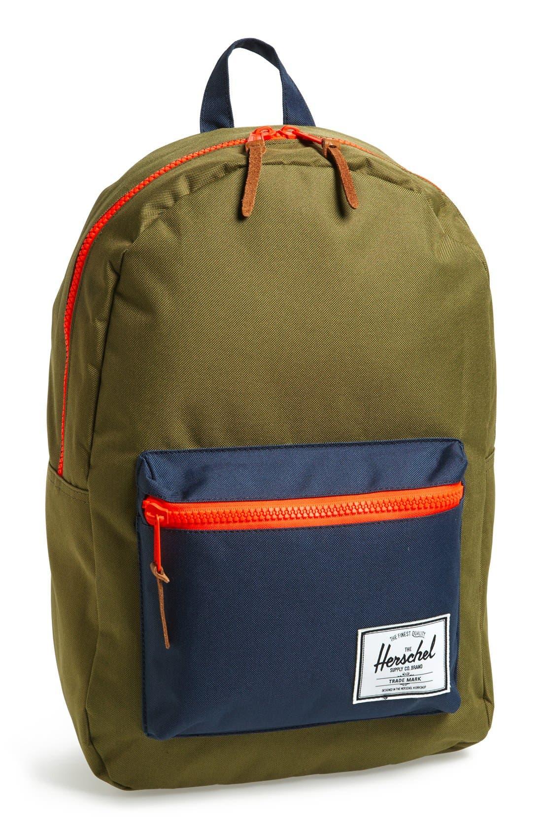 'Settlement Plus' Backpack, Main, color, 305