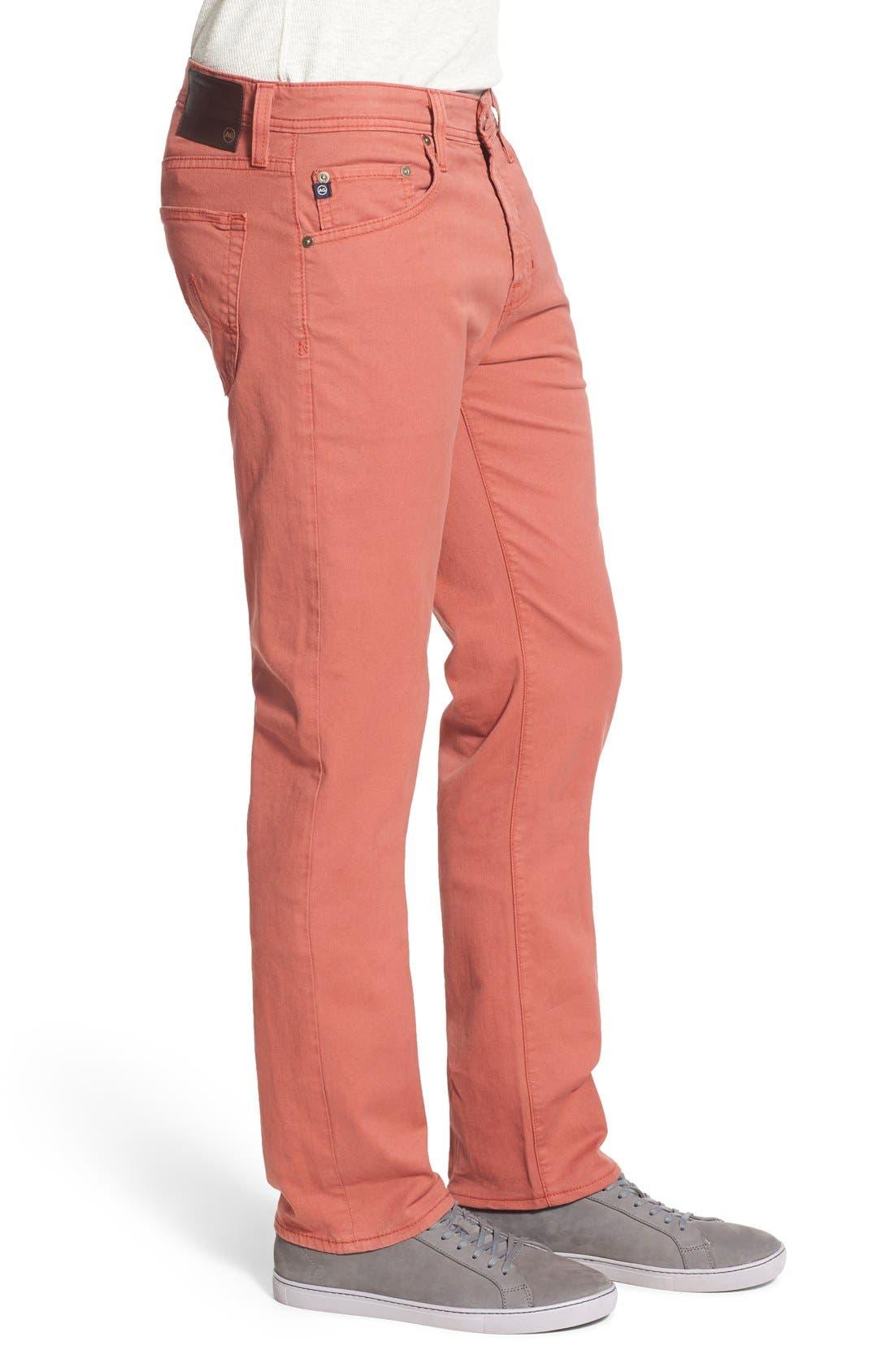 'Matchbox BES' Slim Fit Pants,                             Alternate thumbnail 219, color,