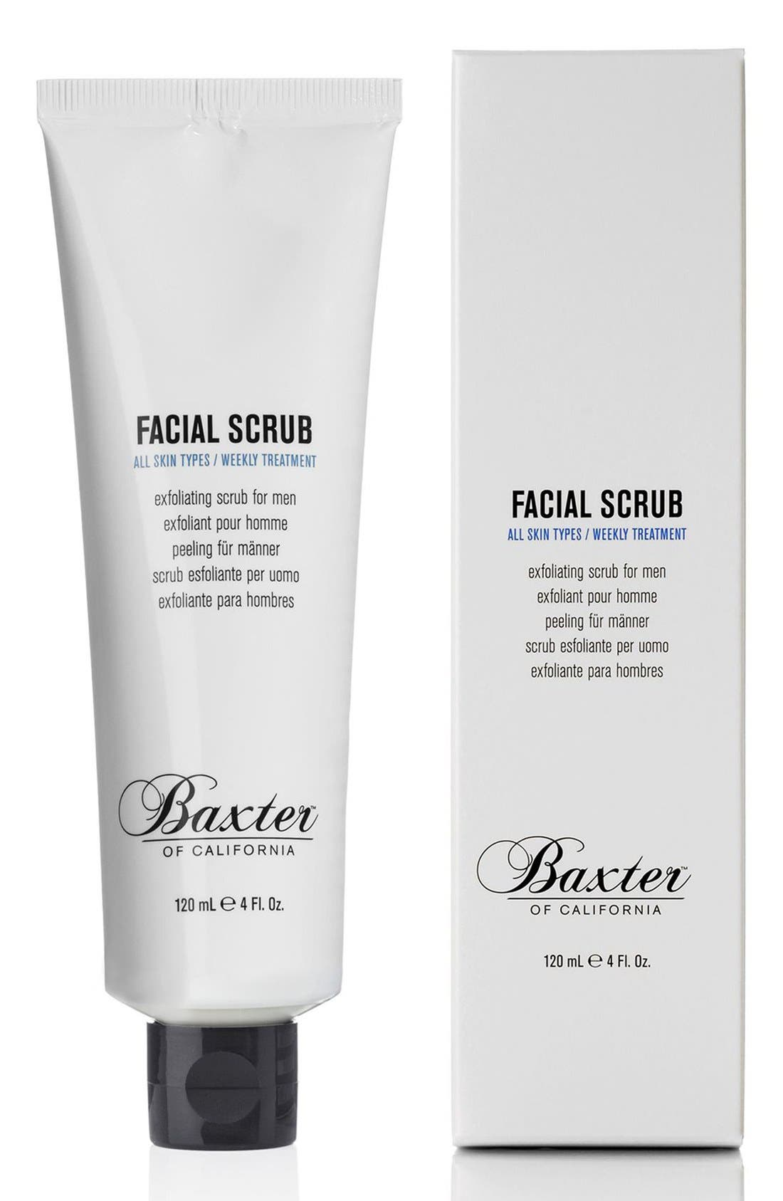 BAXTER OF CALIFORNIA,                             Facial Scrub,                             Alternate thumbnail 2, color,                             NO COLOR