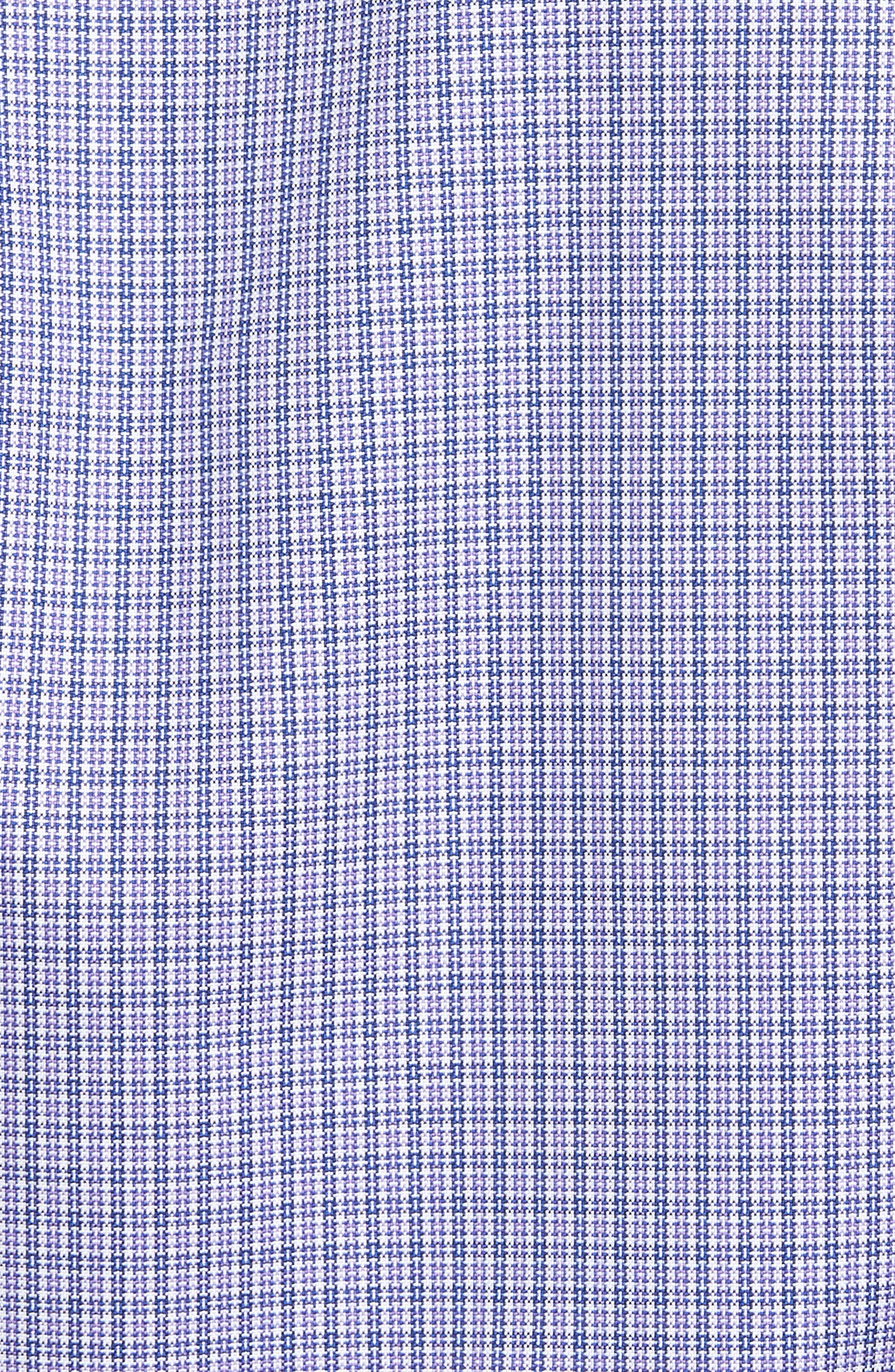 Microcheck Sport Shirt,                             Alternate thumbnail 5, color,                             431