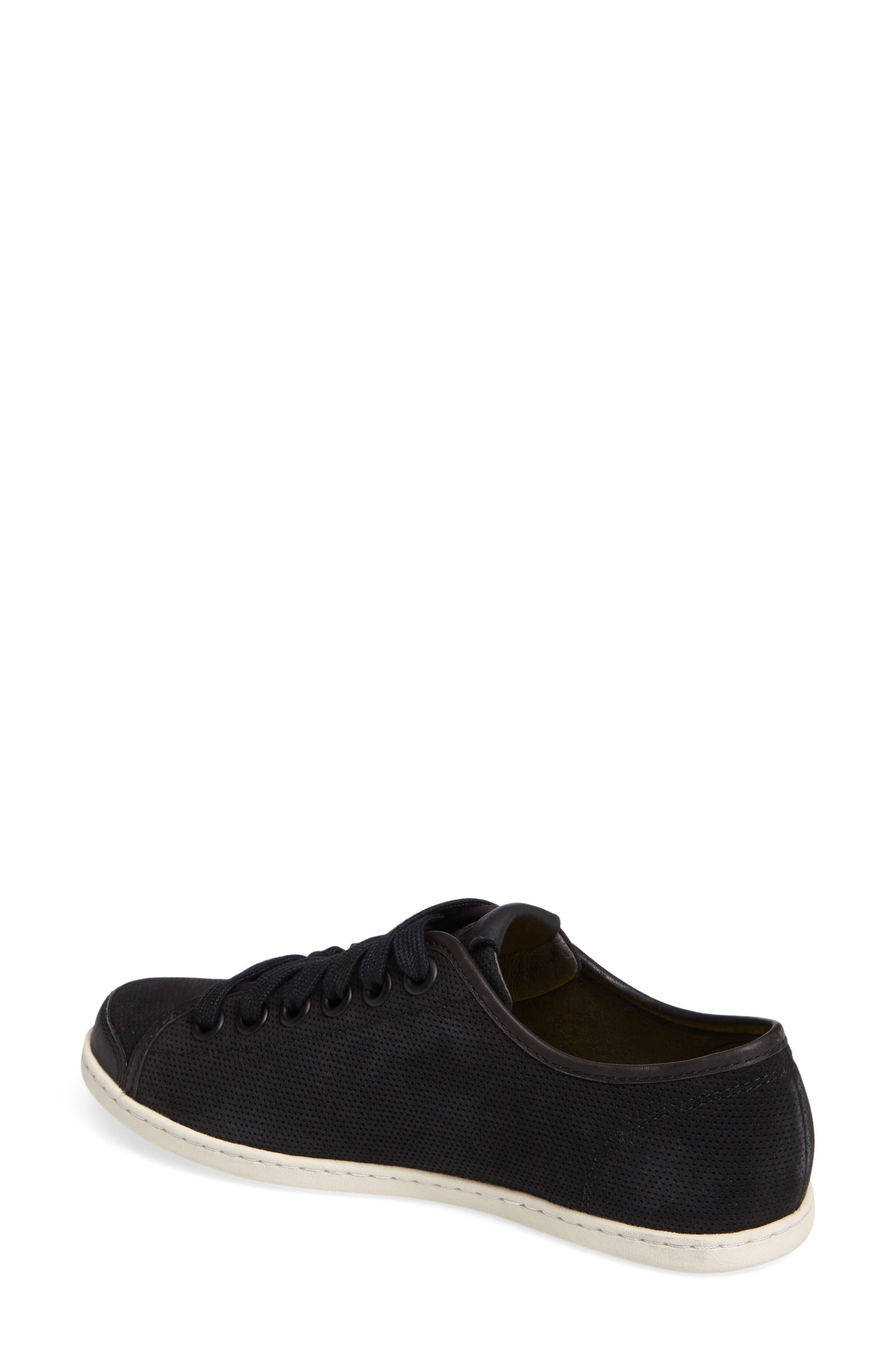 Uno Low Top Sneaker,                             Alternate thumbnail 2, color,                             001