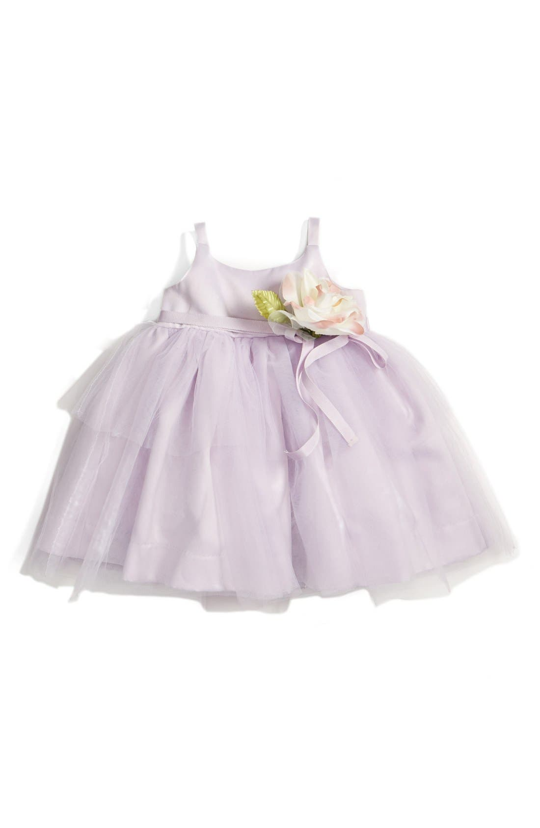 Tulle Ballerina Dress,                             Main thumbnail 7, color,