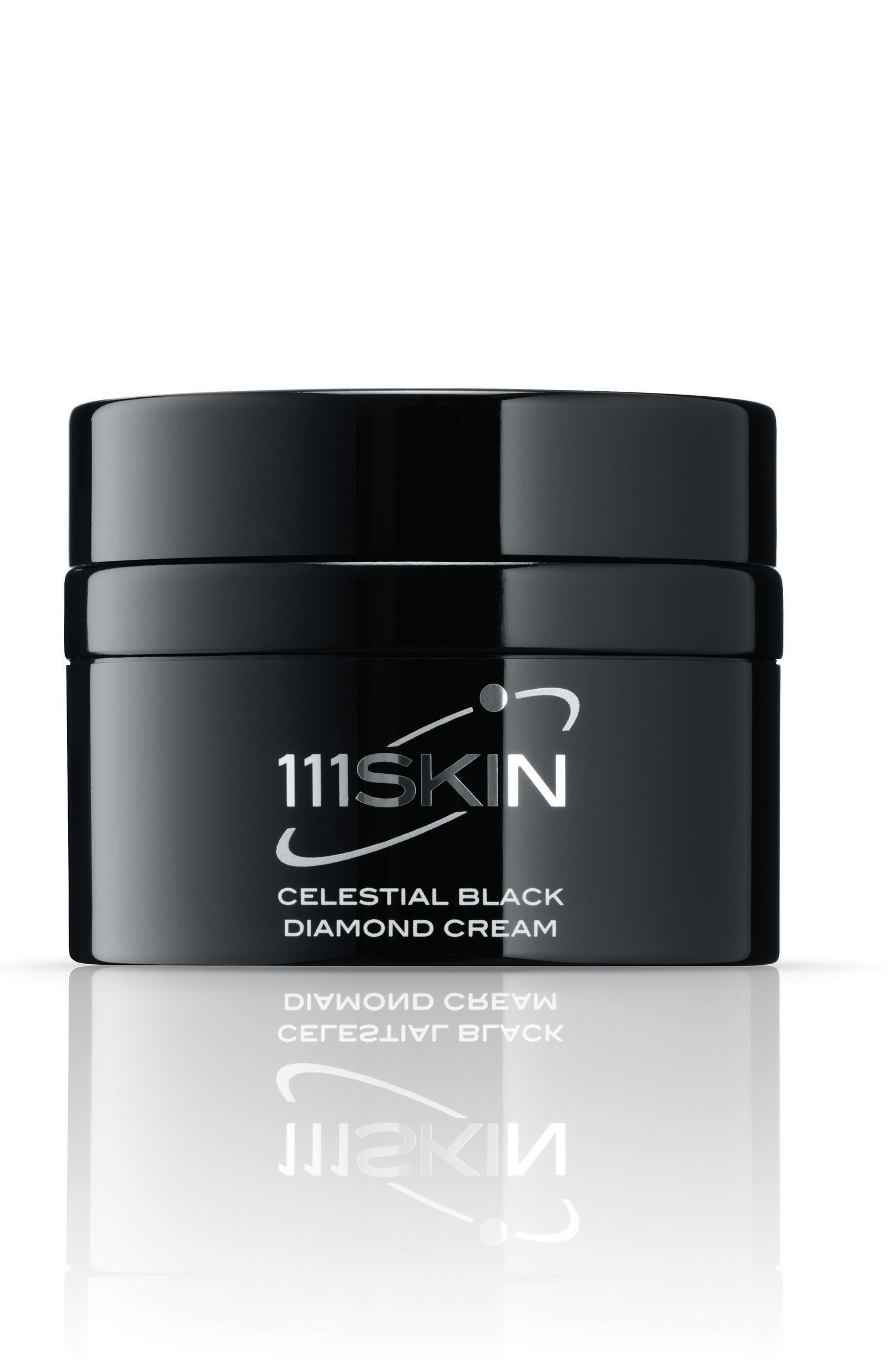 111SKIN,                             SPACE.NK.apothecary 111SKIN Celestial Black Diamond Cream,                             Main thumbnail 1, color,                             000