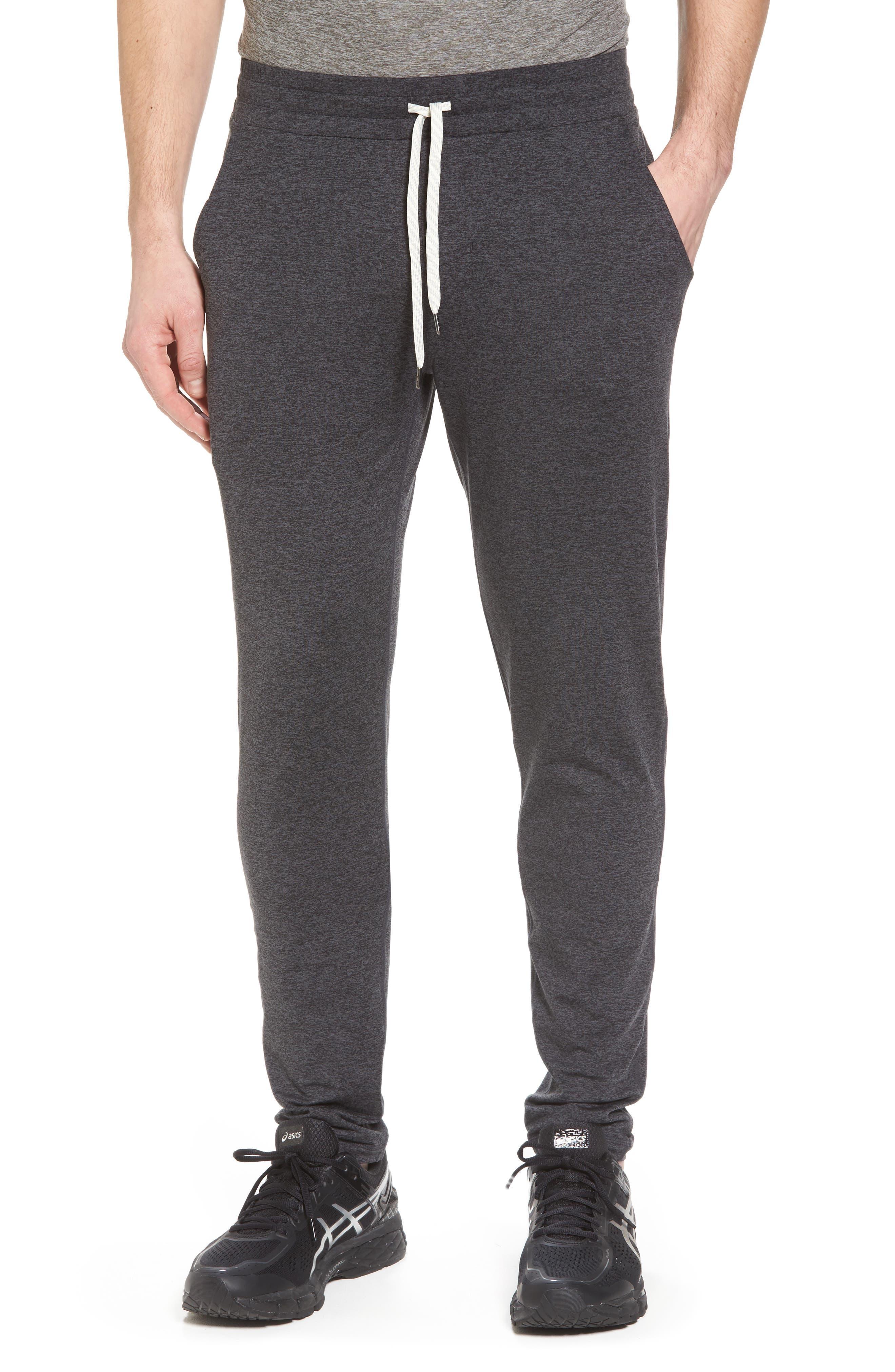 Ponto Jogger Pants,                         Main,                         color, HEATHER CHARCOAL