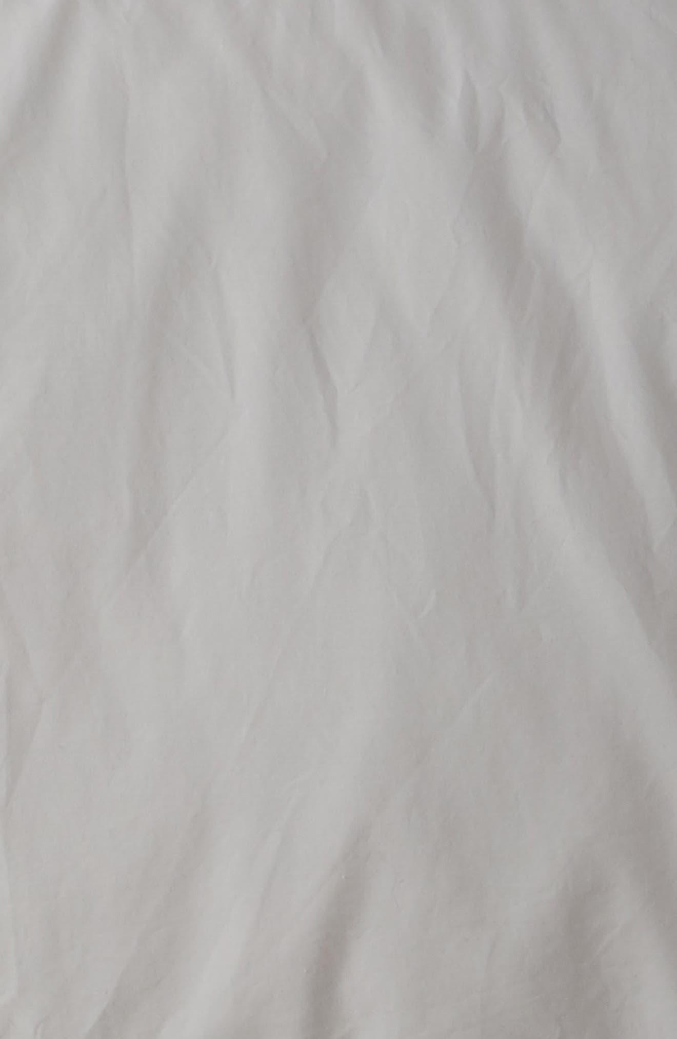Parker Cotton Duvet Cover & Sham Set,                             Alternate thumbnail 2, color,                             WHITE