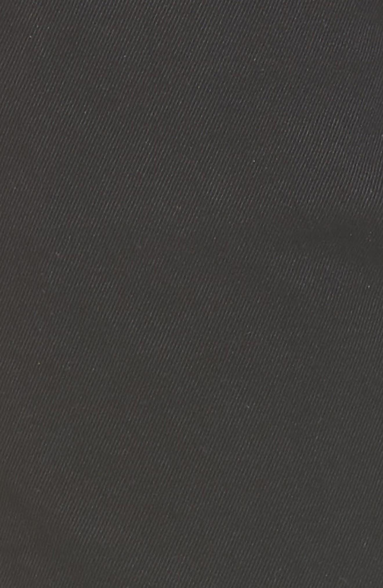 Whitt Ankle Skinny Cargo Pants,                             Alternate thumbnail 5, color,                             001