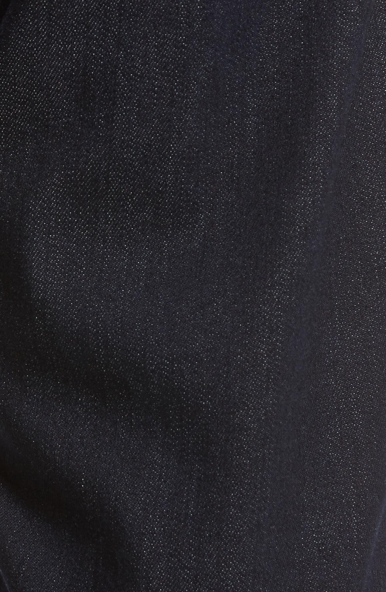 Matt Relaxed Fit Jeans,                             Alternate thumbnail 5, color,                             401